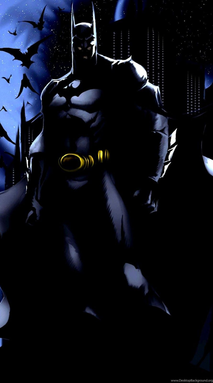 Animated Batman Iphone Wallpapers Top Free Animated Batman