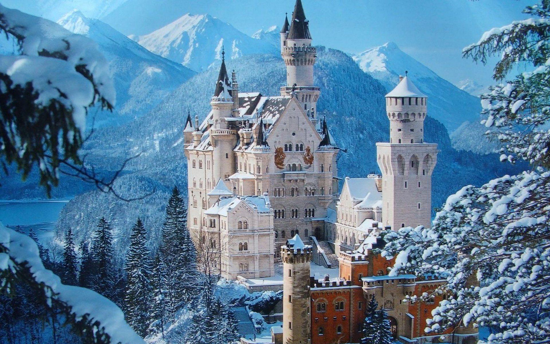 German Castle Wallpapers Top Free German Castle