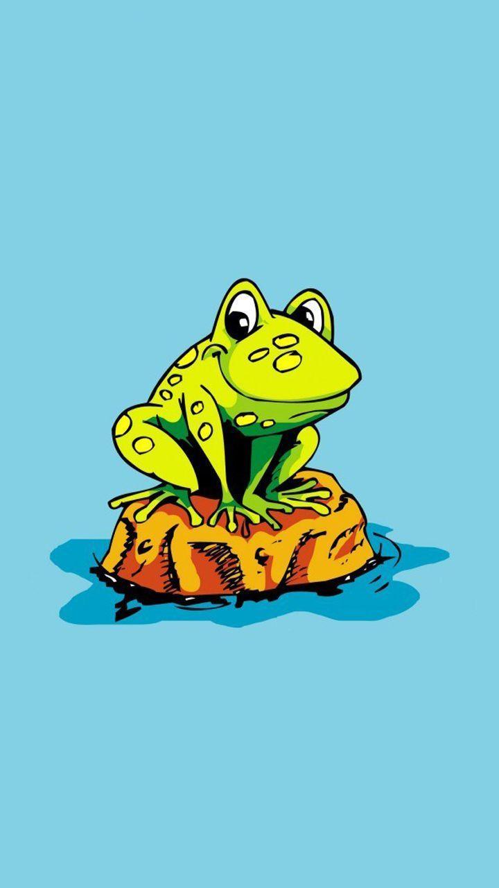 Cute Frog iPhone Wallpapers - Top Free Cute Frog iPhone ...