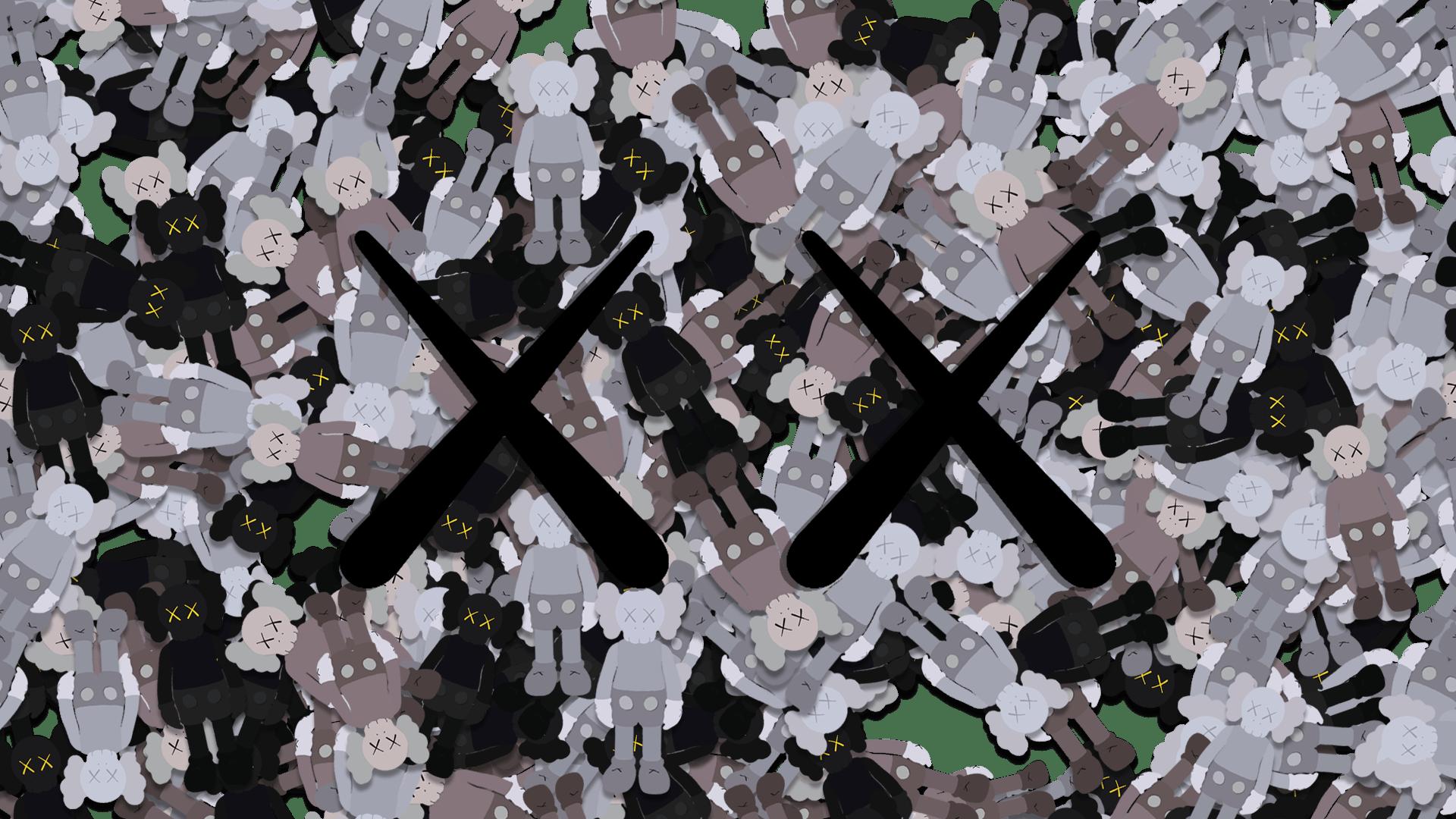 Bape Kaws Wallpapers Top Free Bape Kaws Backgrounds Wallpaperaccess