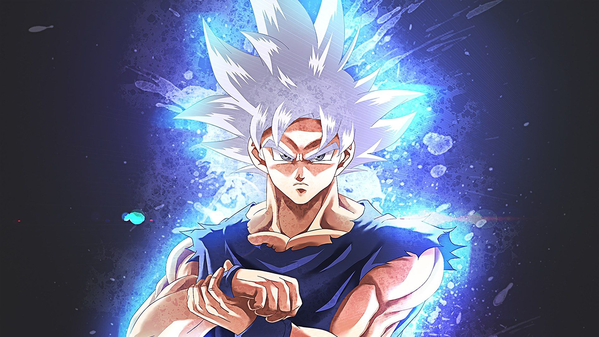 Goku Ultra Instinct Wallpaper Hd: All Goku Forms Ultra Instinct Wallpapers