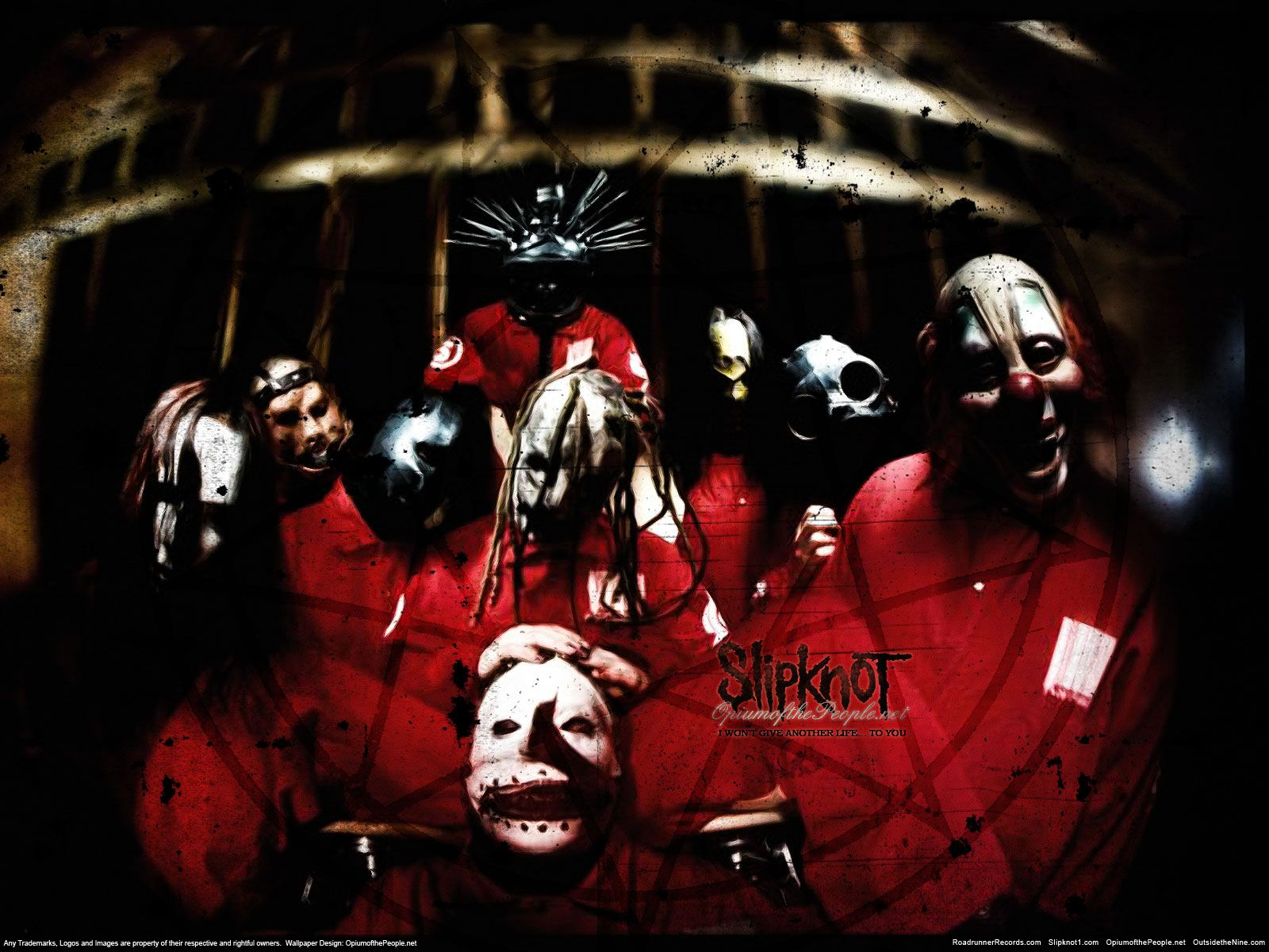 Slipknot Wallpapers Top Free Slipknot Backgrounds