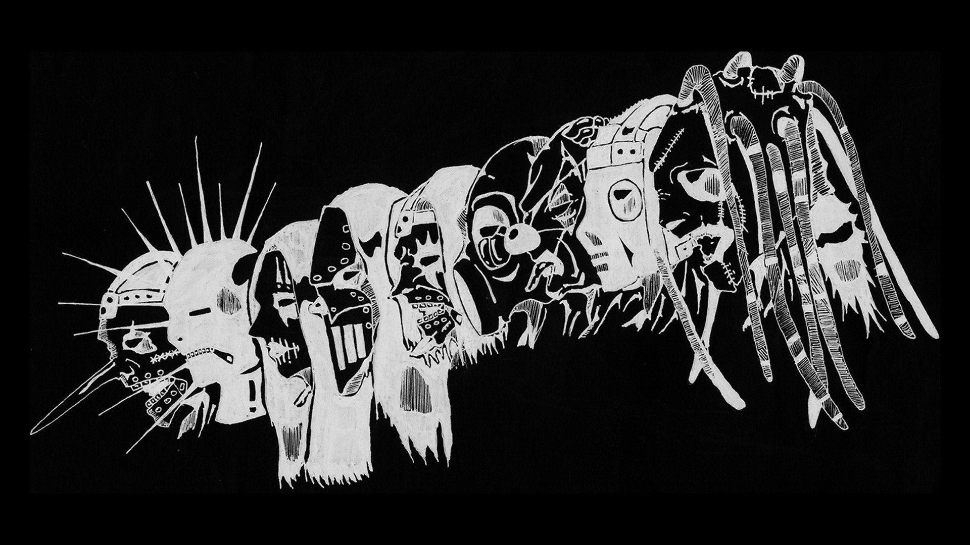 Slipknot Wallpapers Top Free Slipknot Backgrounds