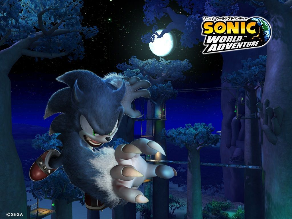 Sonic Unleashed Wallpapers Top Free Sonic Unleashed Backgrounds Wallpaperaccess