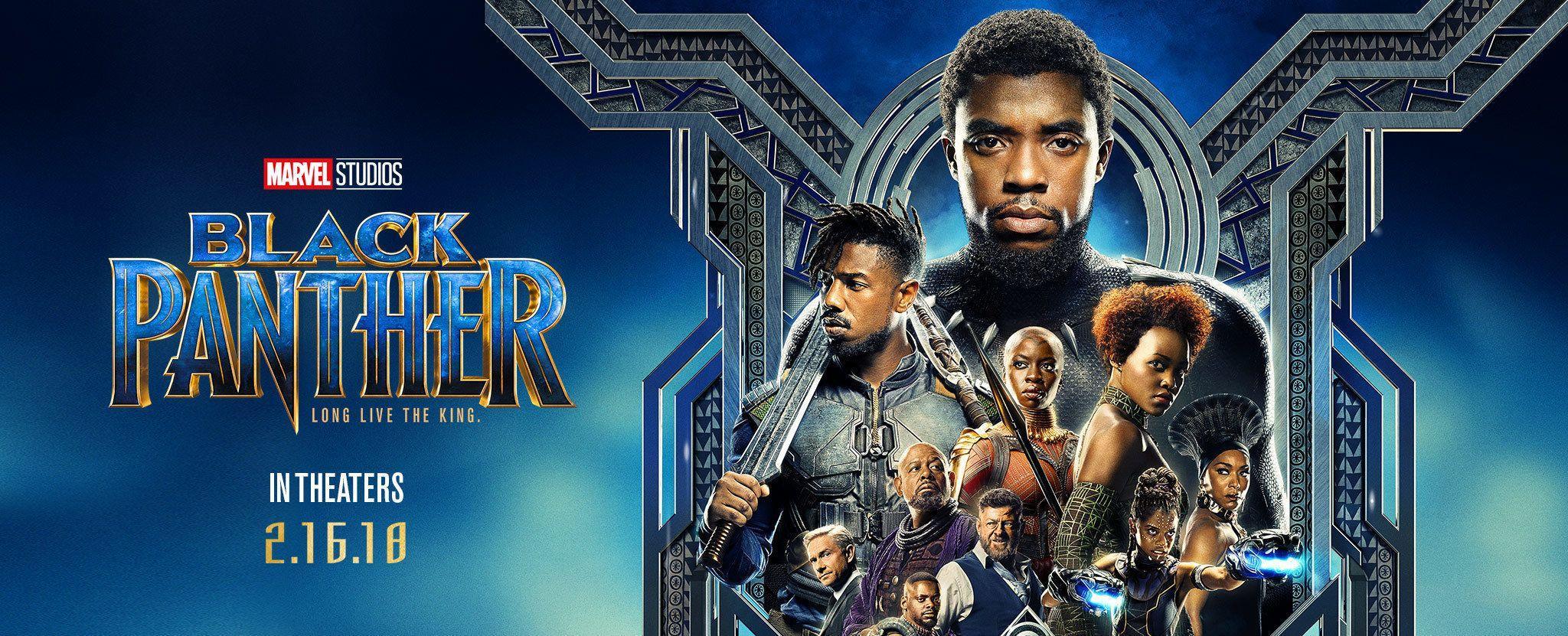 Black Panther 2018 Movie Wallpapers Top Free Black Panther 2018 Movie Backgrounds Wallpaperaccess