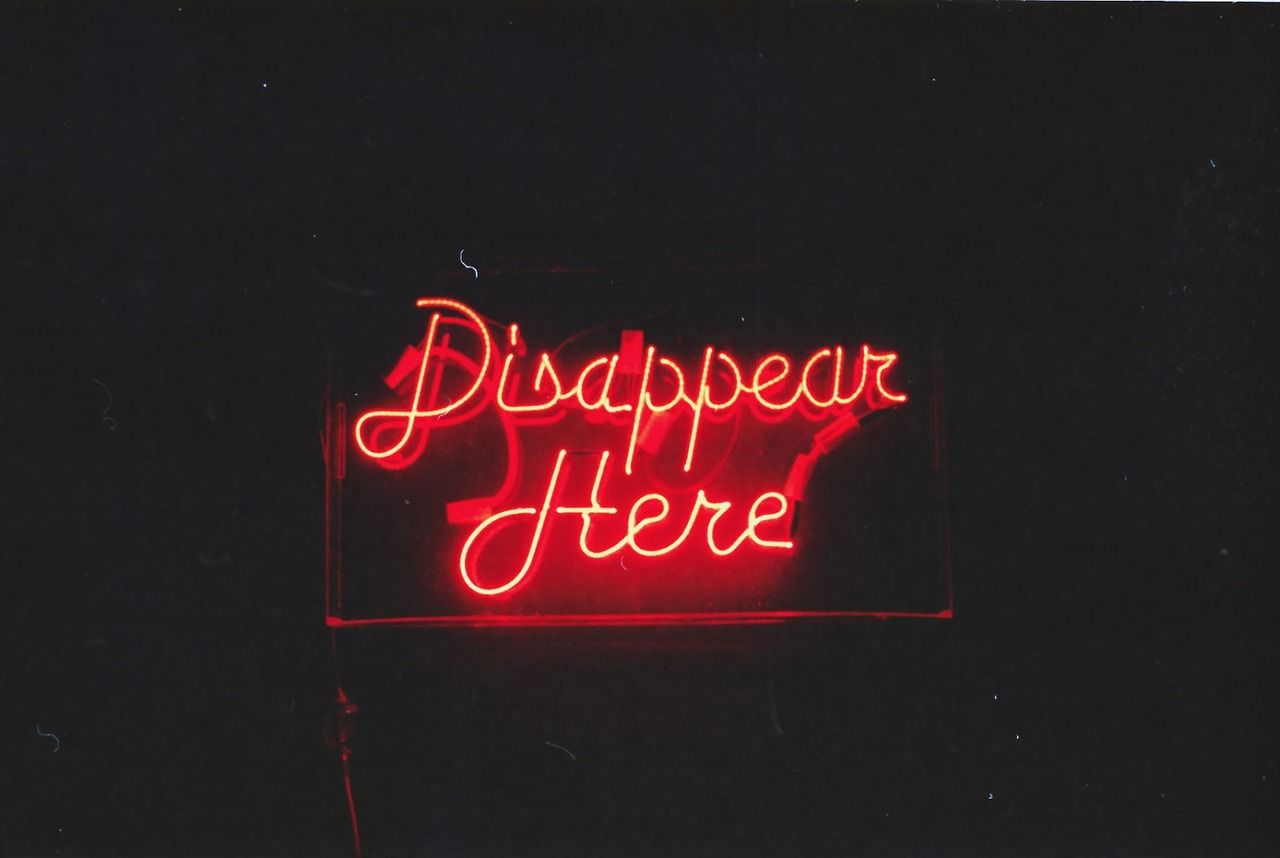 Aesthetic Grunge Neon Signs Wallpapers Top Free Aesthetic Grunge Neon Signs Backgrounds Wallpaperaccess