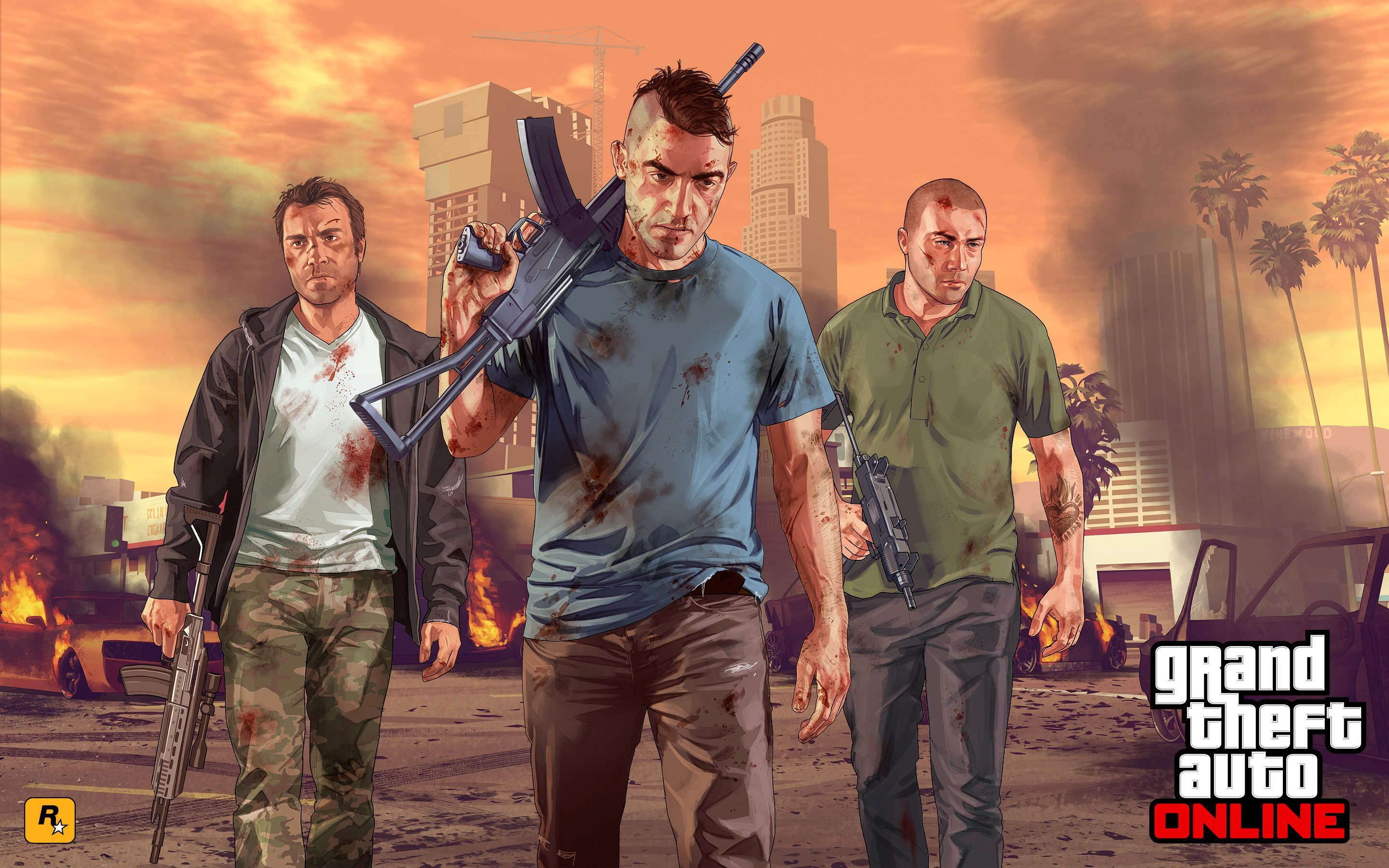 Epic Gta 5 Wallpapers Top Free Epic Gta 5 Backgrounds Wallpaperaccess