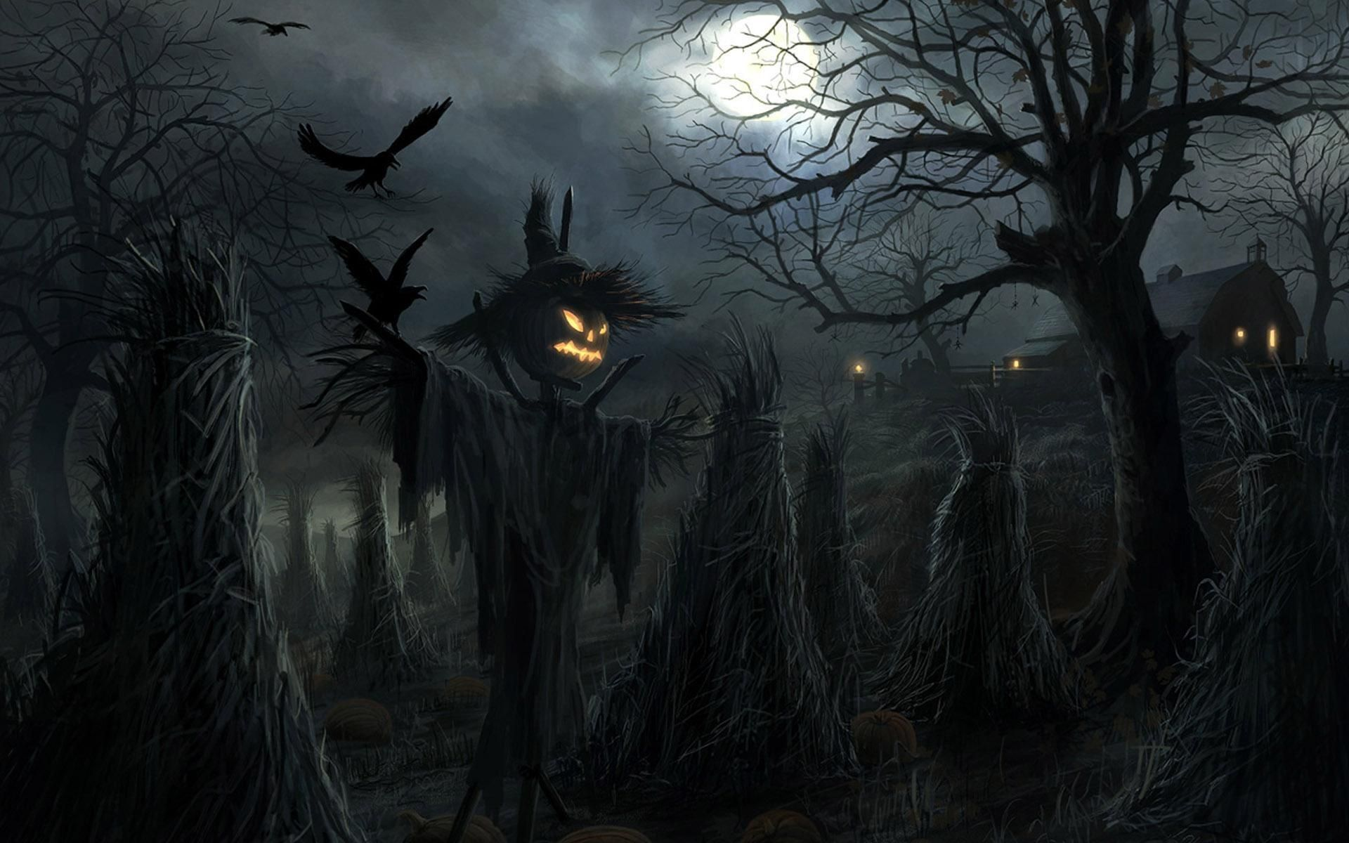 Scary Halloween Desktop Wallpapers , Top Free Scary