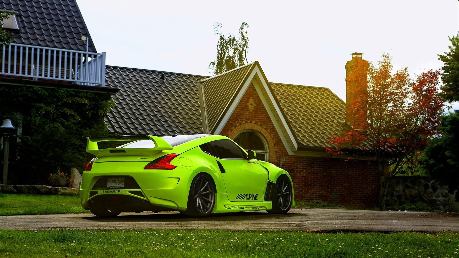 Green Car Wallpapers Top Free Green Car Backgrounds