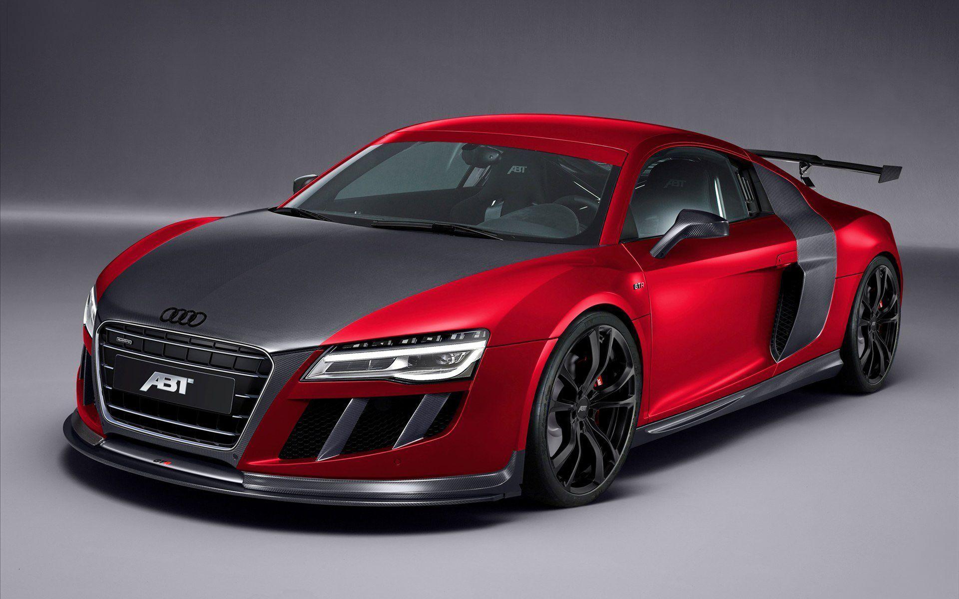 Audi R8 Sports Car Wallpaper