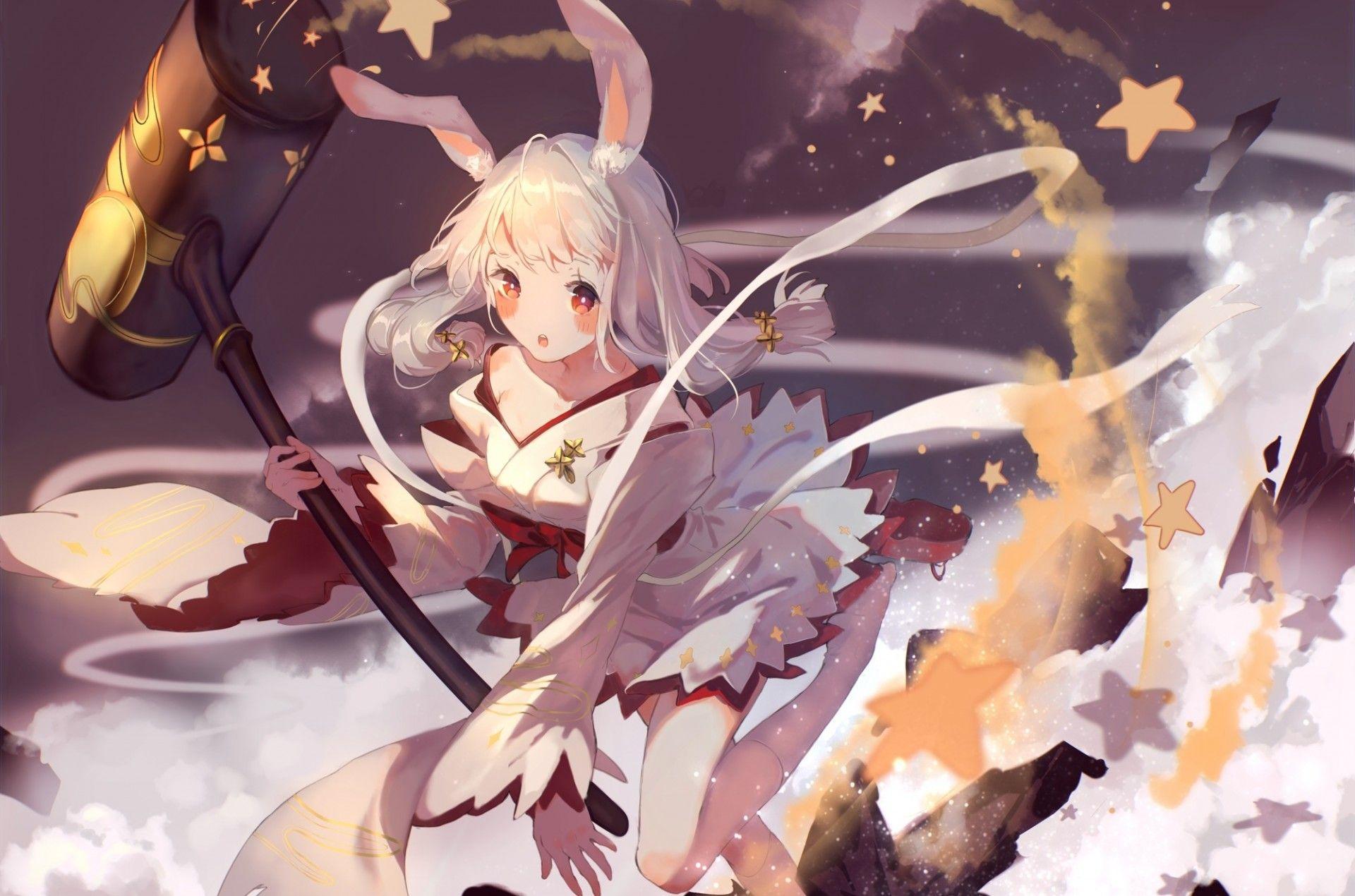 Bunny Girl Anime Wallpapers Top Free Bunny Girl Anime