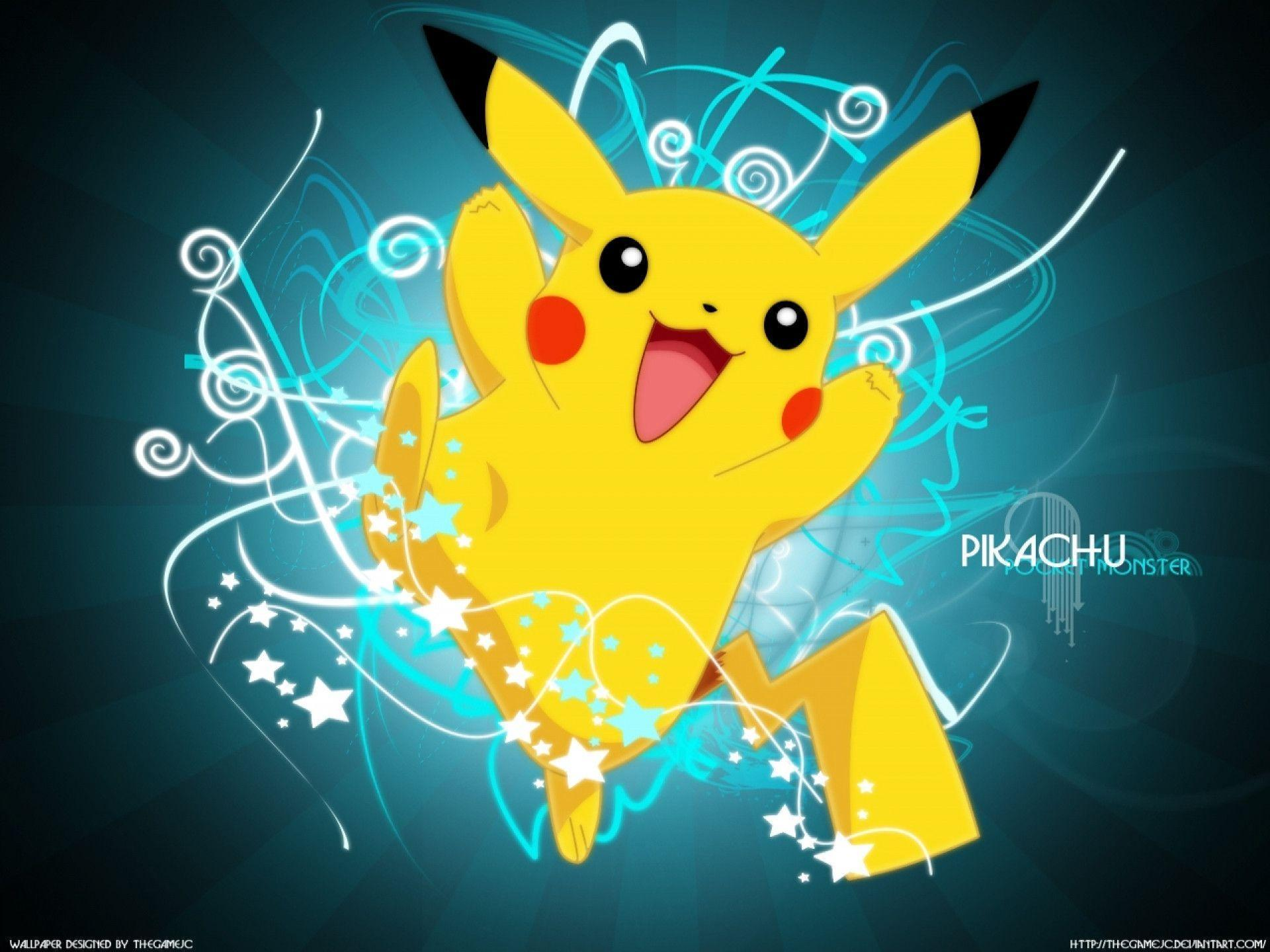Pikachu 3D Wallpapers - Top Free