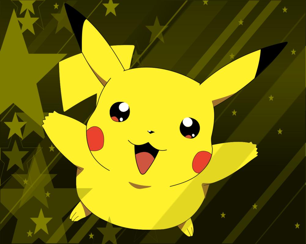 1920x1080 Pokemon Yellow Pikachu 3d Wallpaper