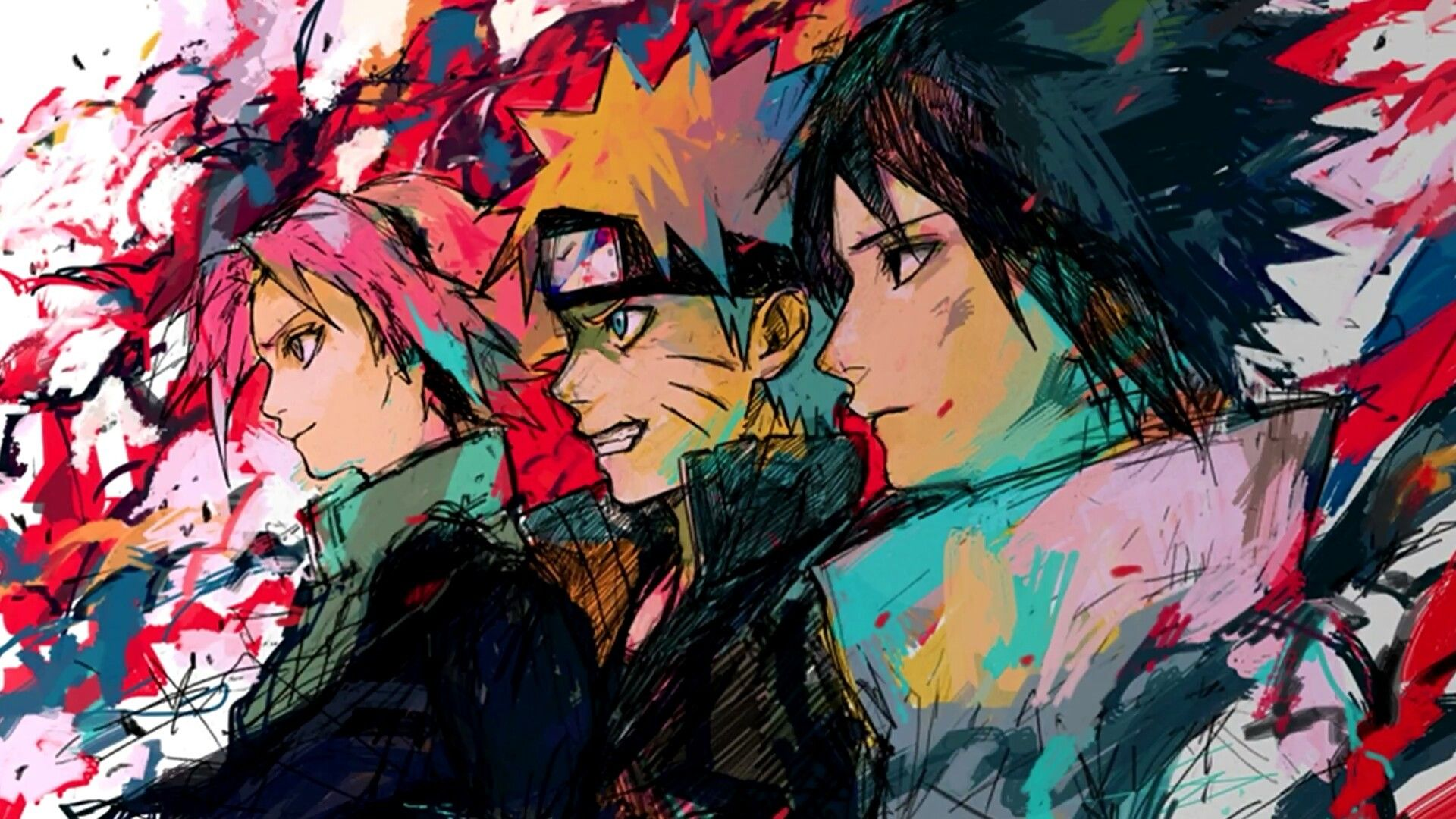 Aesthetic Naruto Wallpapers Top Free Aesthetic Naruto Backgrounds Wallpaperaccess