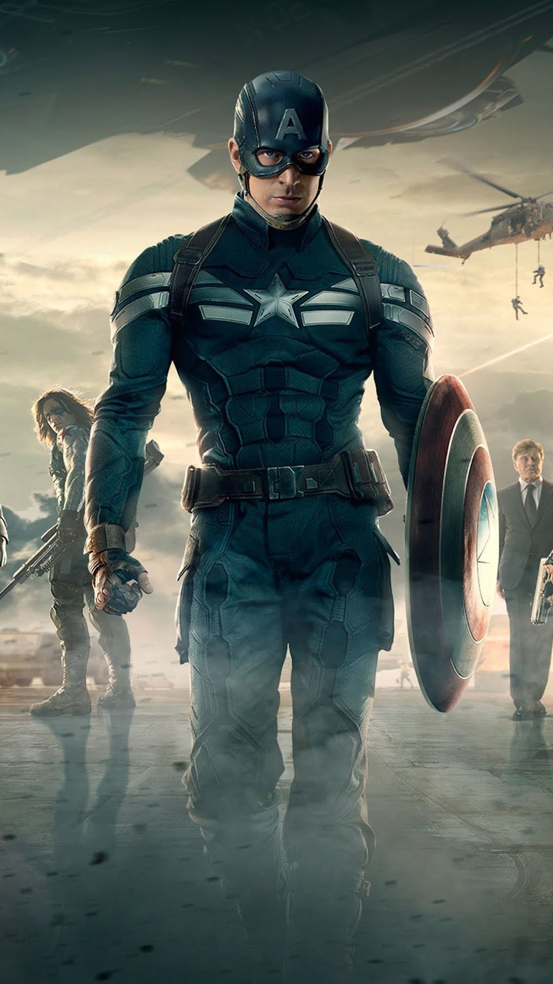 Captain America Phone Wallpapers Top Free Captain America Phone