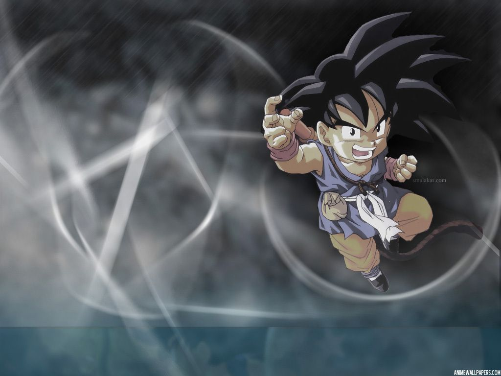Goku Gt Wallpapers Top Free Goku Gt Backgrounds Wallpaperaccess