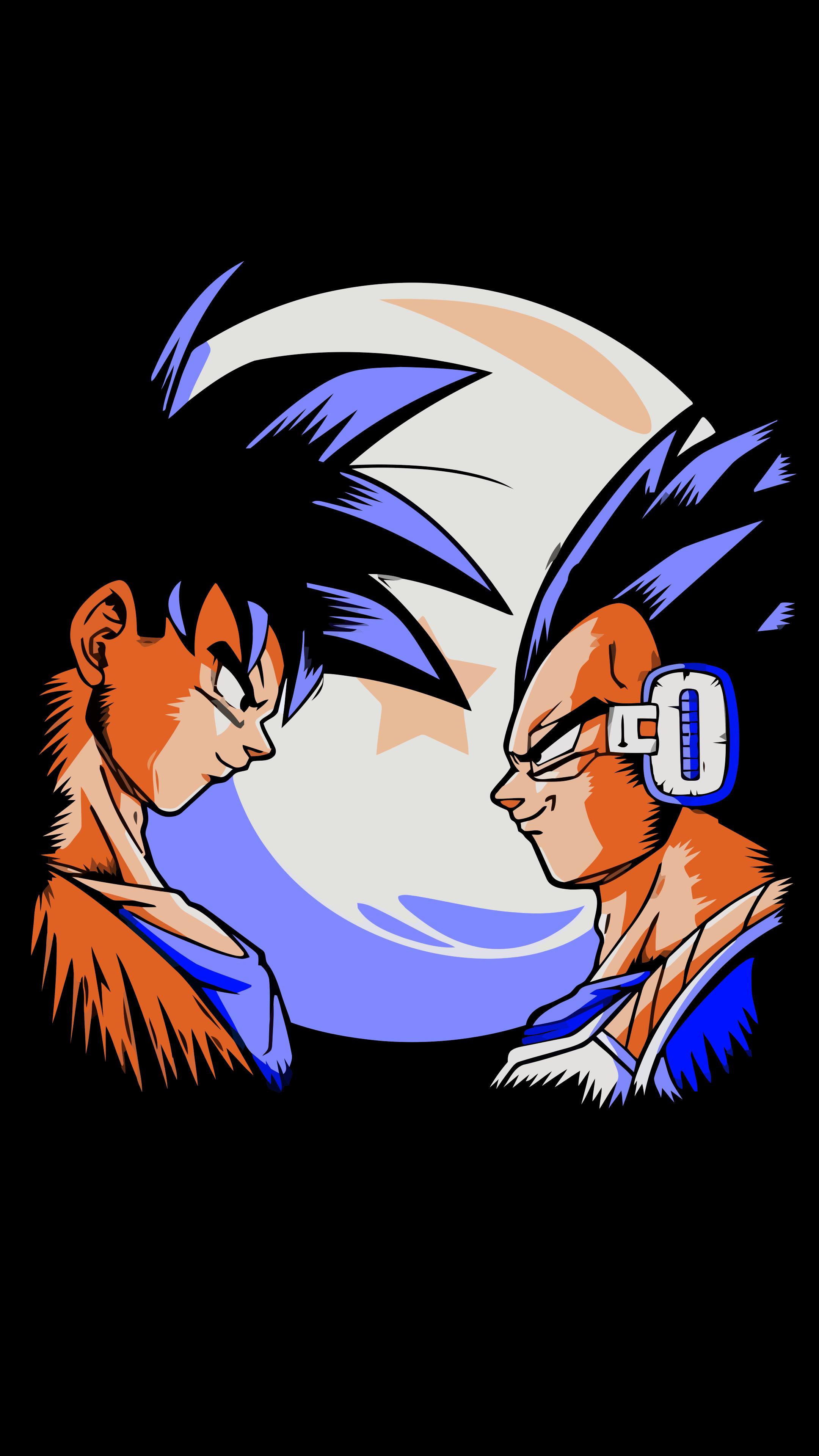 Goku Vs Vegeta Wallpapers Top Free Goku Vs Vegeta Backgrounds Wallpaperaccess