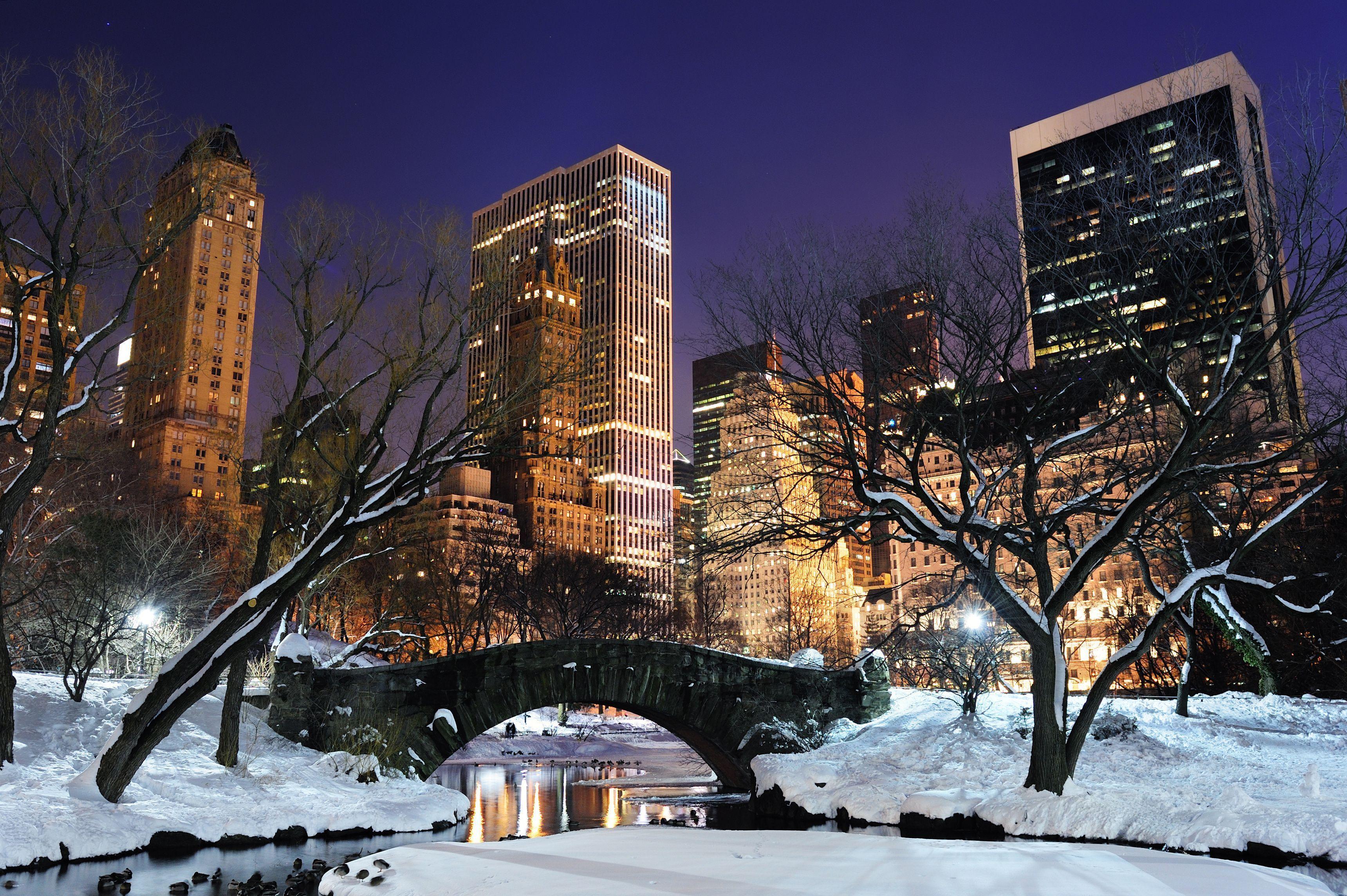 New York Winter Desktop Wallpapers Top Free New York Winter Desktop Backgrounds Wallpaperaccess