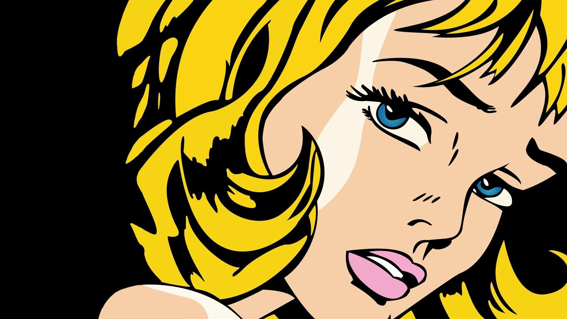 Pop Art Desktop Wallpapers Top Free Pop Art Desktop