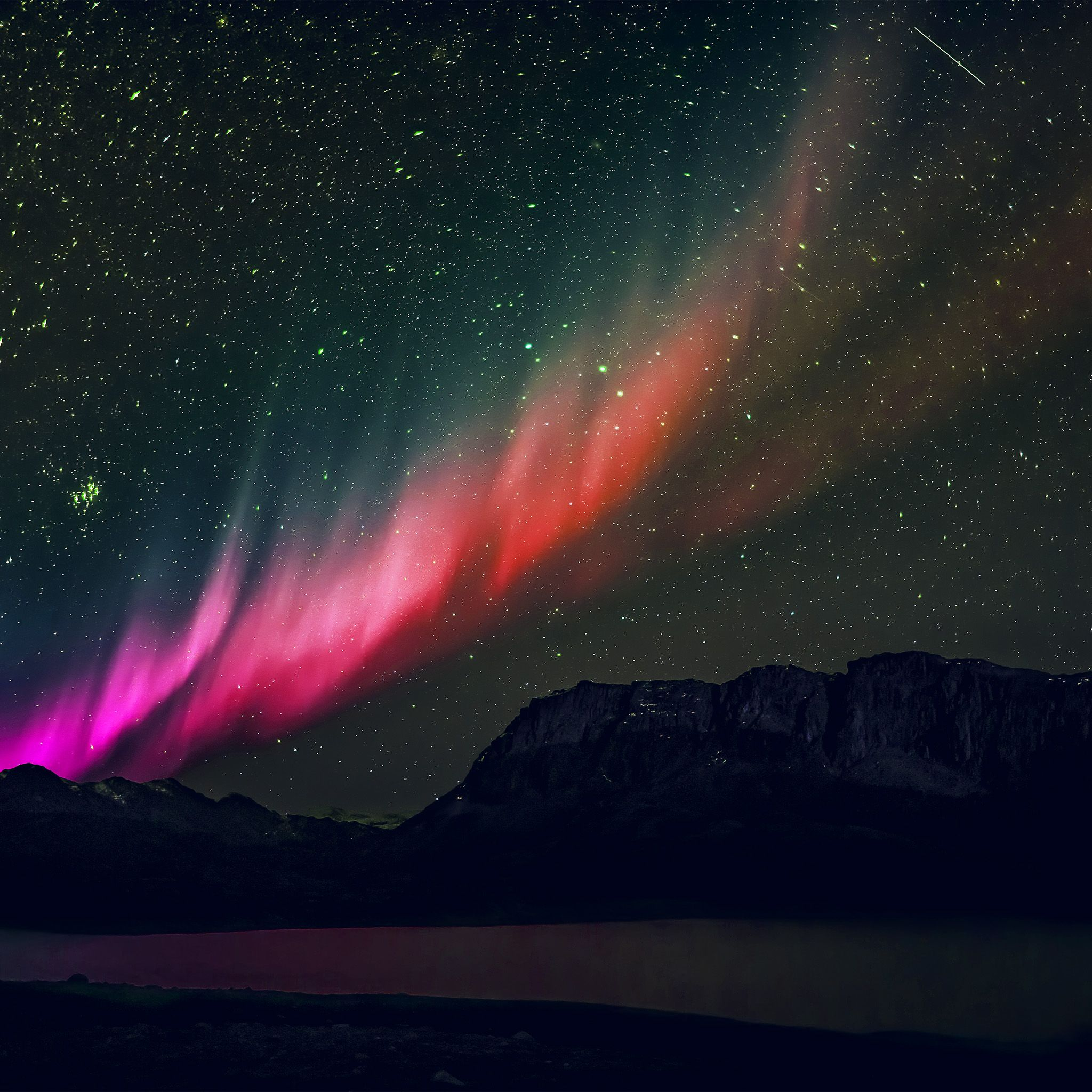 Mountain Night Sky Wallpapers - Top Free Mountain Night Sky