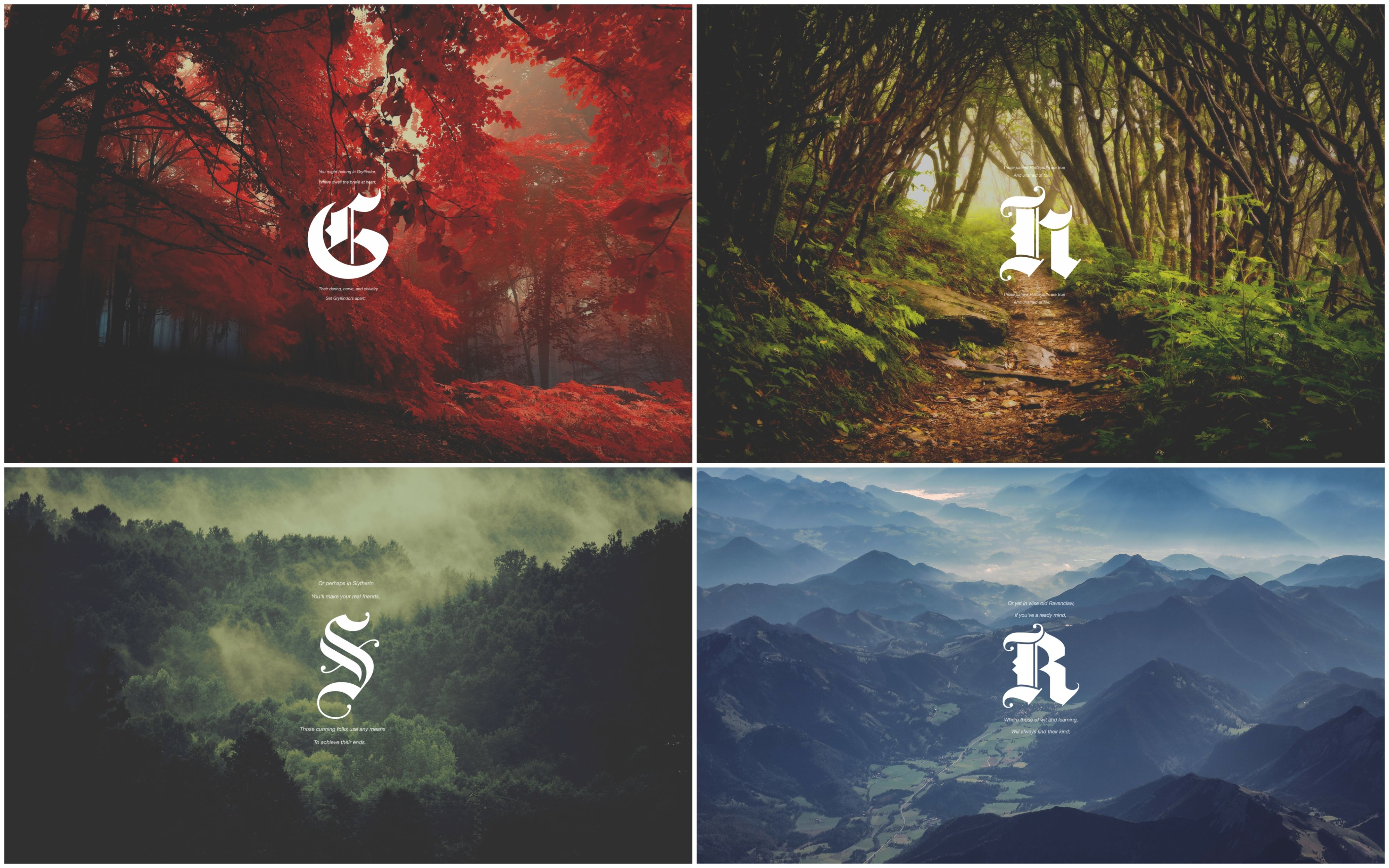 Harry Potter Landscape Wallpapers Top Free Harry Potter