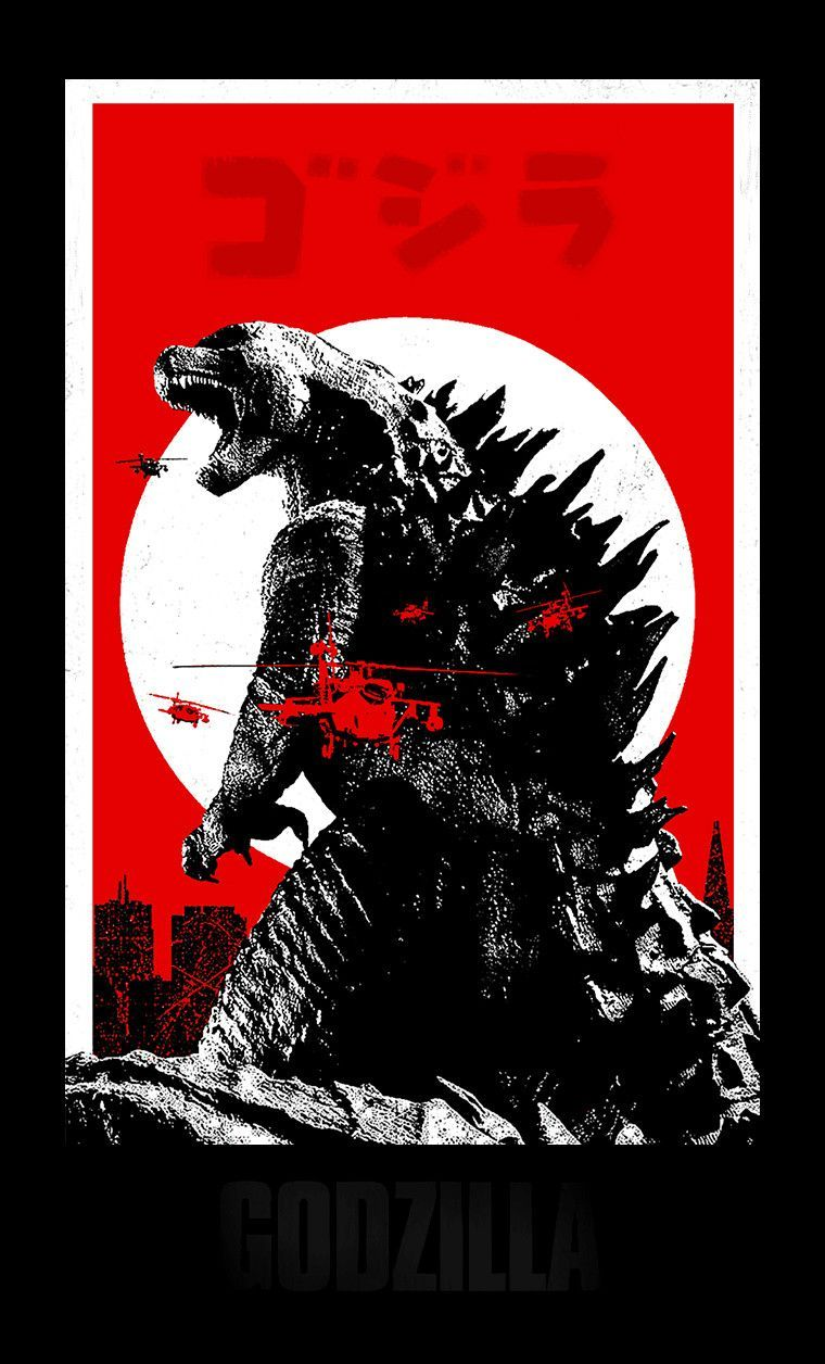 Godzilla Phone Wallpapers Top Free Godzilla Phone Backgrounds