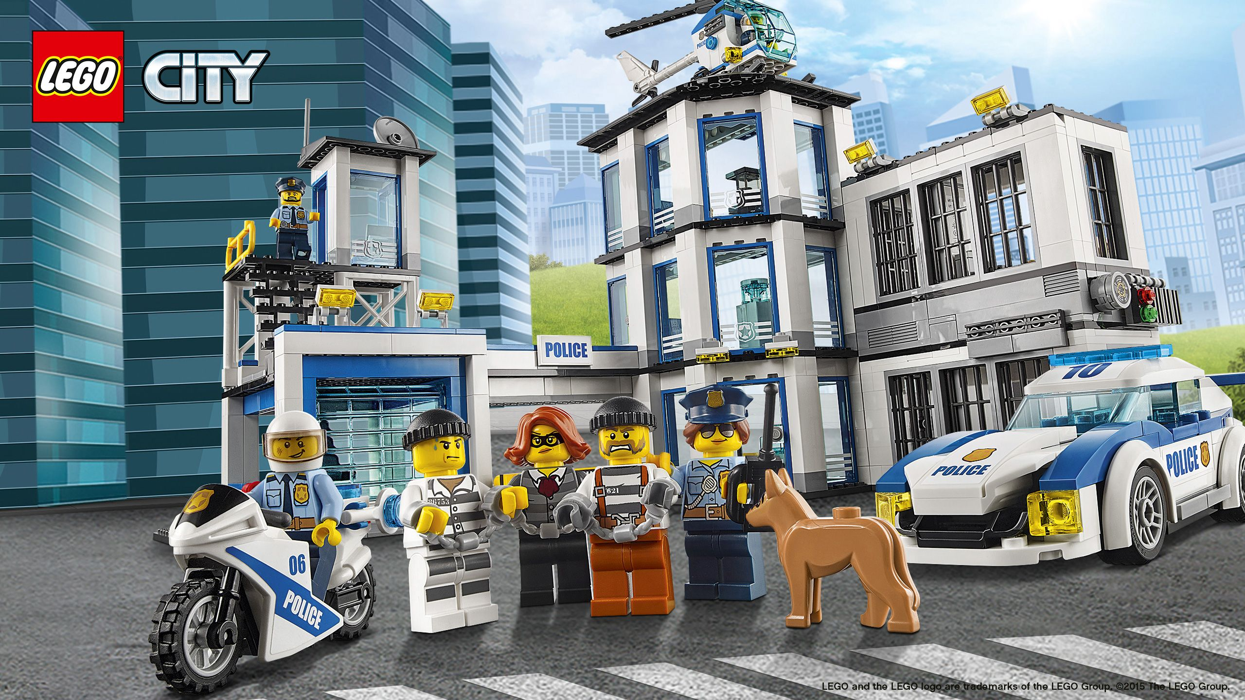LEGO Police Wallpapers - Top Free LEGO Police Backgrounds - WallpaperAccess