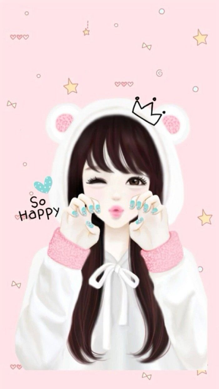 Cute Korean Anime Wallpapers Top Free Cute Korean Anime Backgrounds Wallpaperaccess