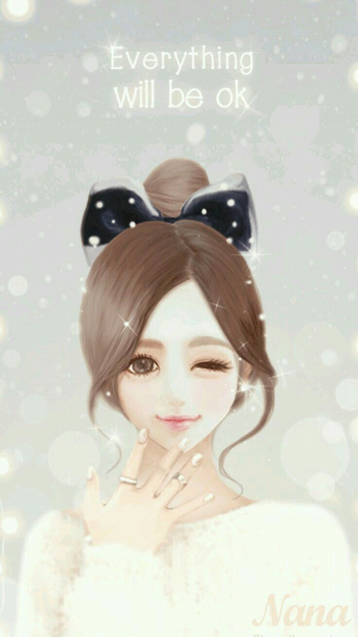 Cute Korean Anime Wallpapers - Top Free Cute Korean Anime ...