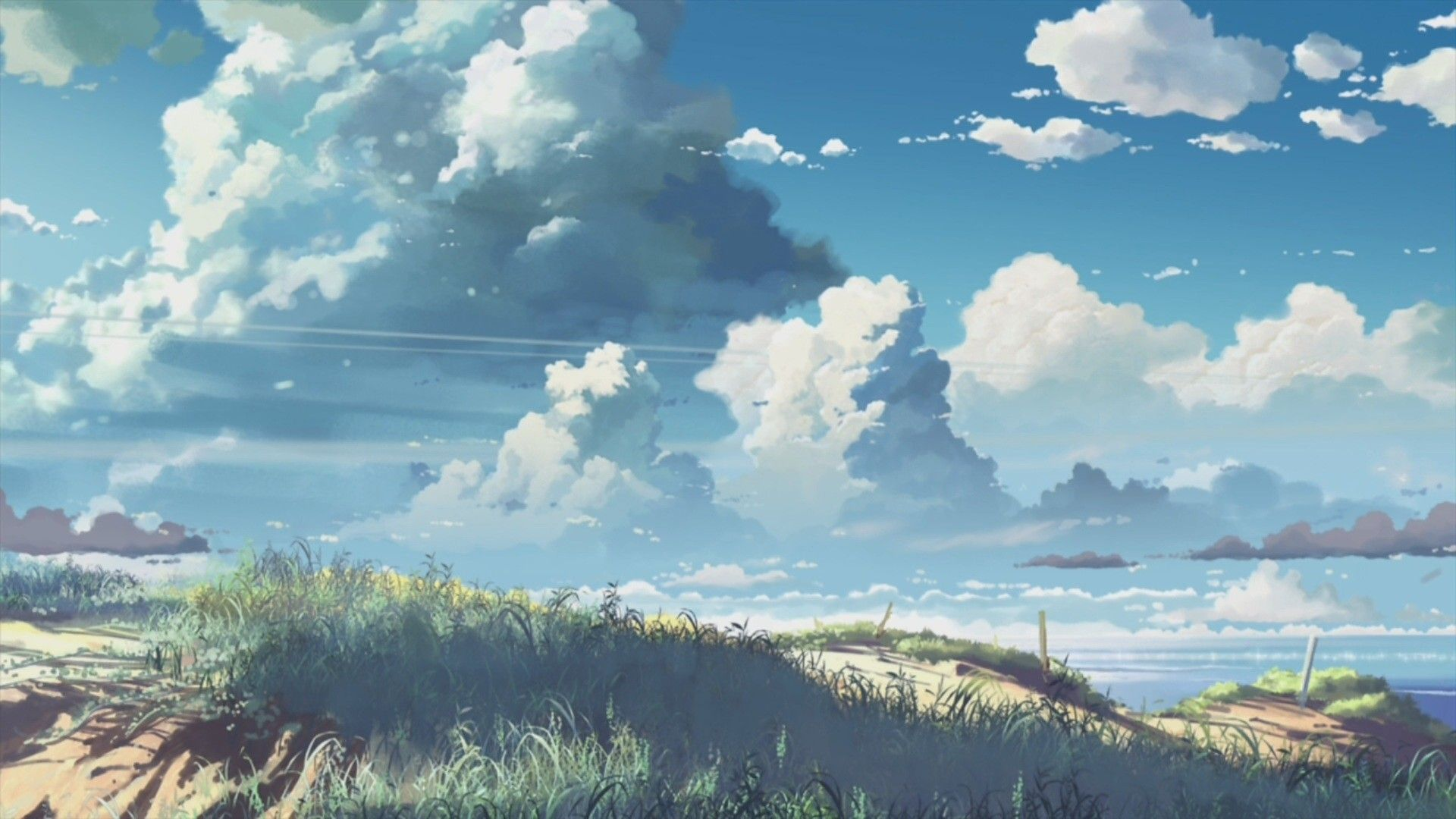 Anime Nature Wallpapers Top Free Anime Nature Backgrounds