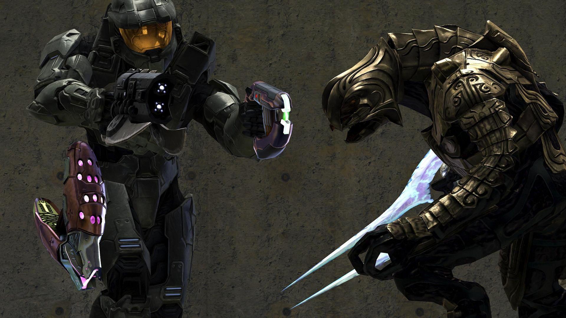 1920x1080 Halo 5 Agent Locke Arbiter Hunting Master Chief