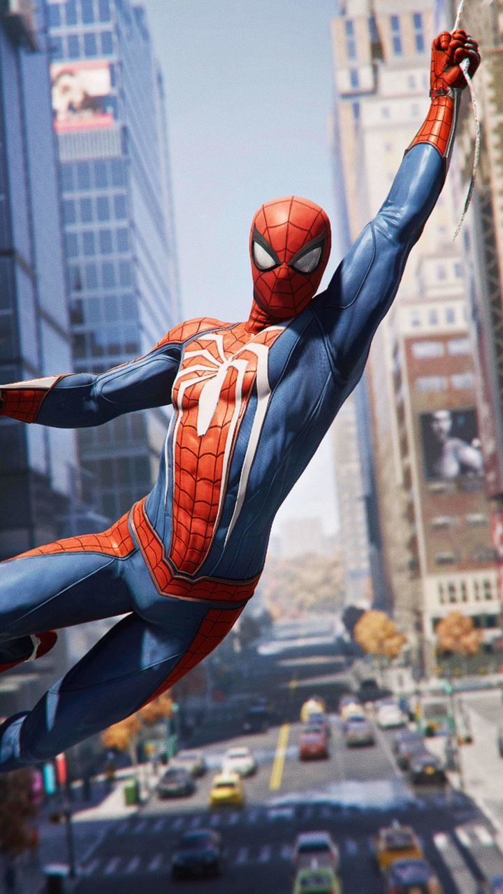 Ps4 Spider Man Phone Wallpapers Top Free Ps4 Spider Man Phone