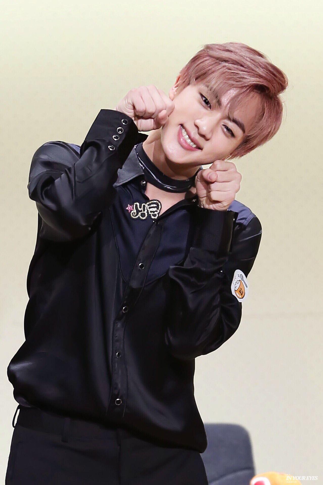 Jin Bts Cute Wallpapers Top Free Jin Bts Cute Backgrounds Wallpaperaccess