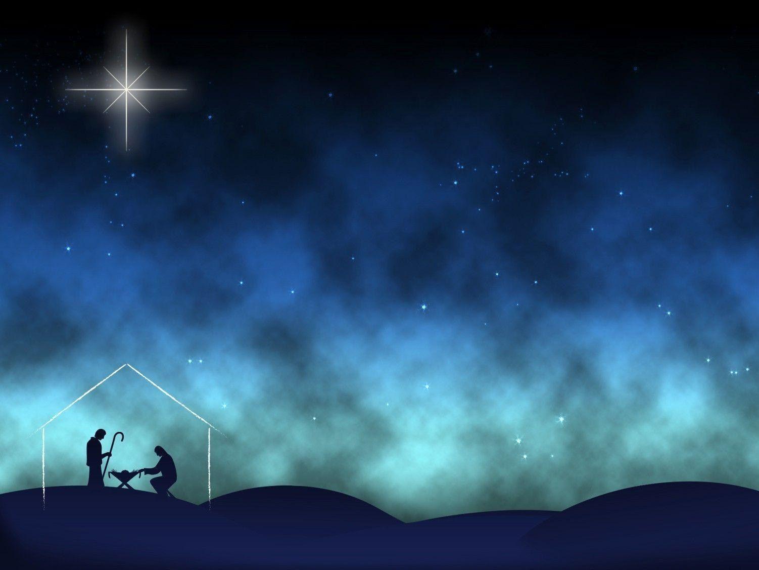 Christmas Nativity Wallpapers Top Free Christmas Nativity