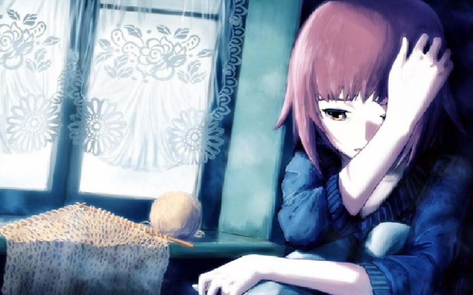 Sad Anime Girl Wallpapers Top Free Sad Anime Girl Backgrounds
