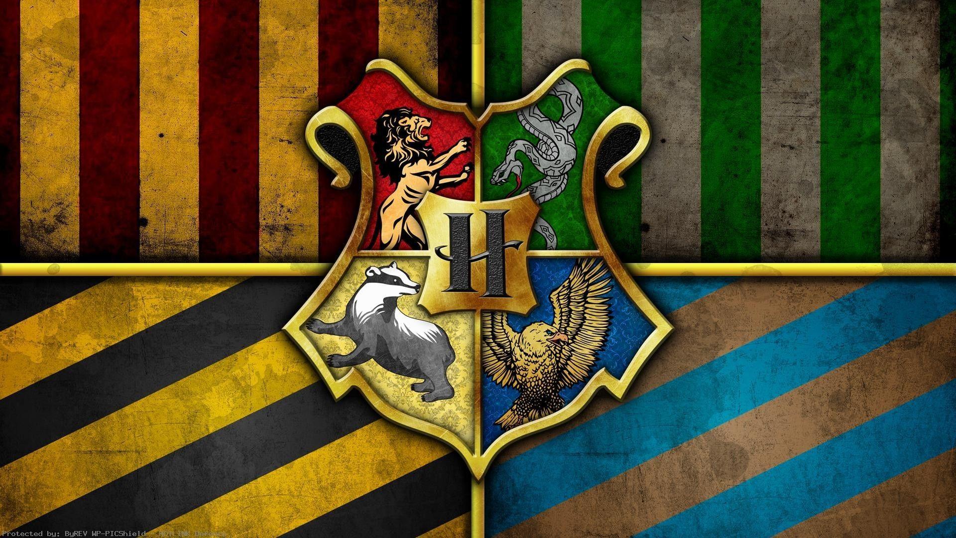 Hogwarts Logo Wallpapers Top Free Hogwarts Logo Backgrounds