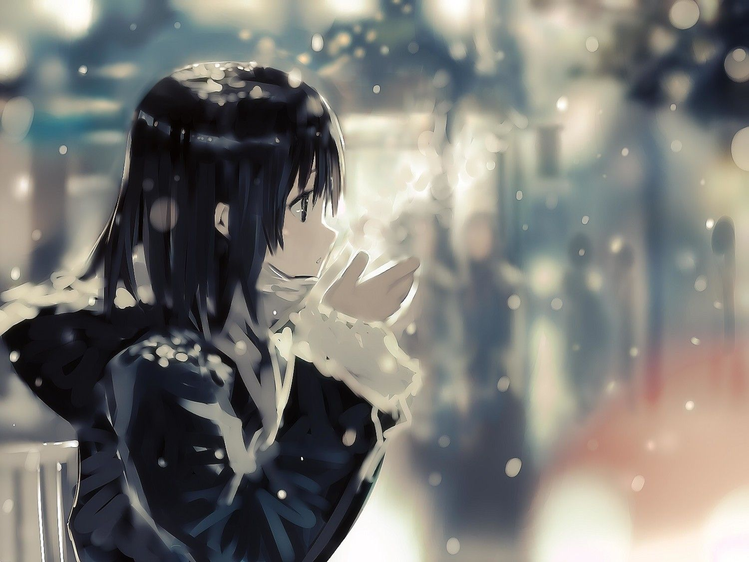 Cold Anime Wallpapers Top Free Cold Anime Backgrounds Wallpaperaccess