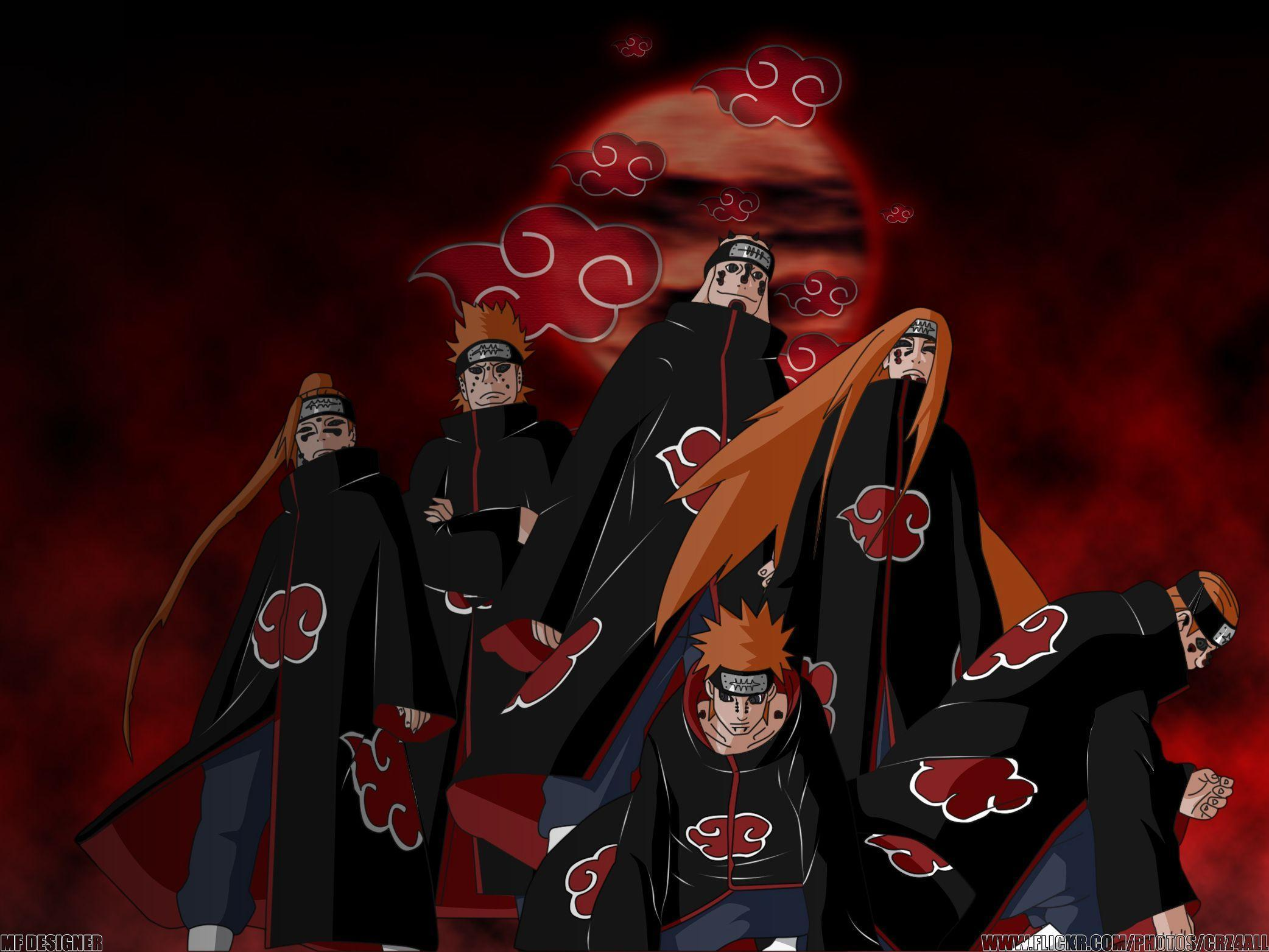 Pain Akatsuki Wallpapers Top Free Pain Akatsuki