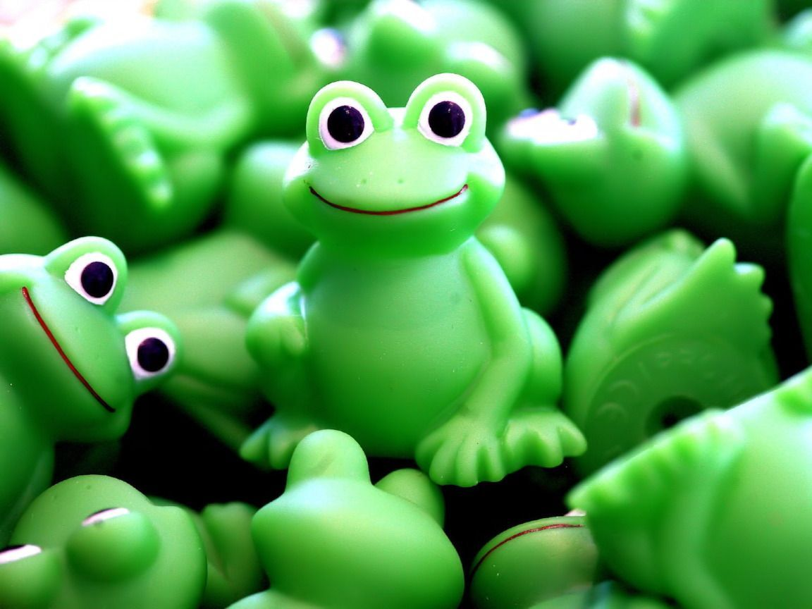 Cute Frogs Wallpapers - Top Free Cute Frogs Backgrounds - WallpaperAccess