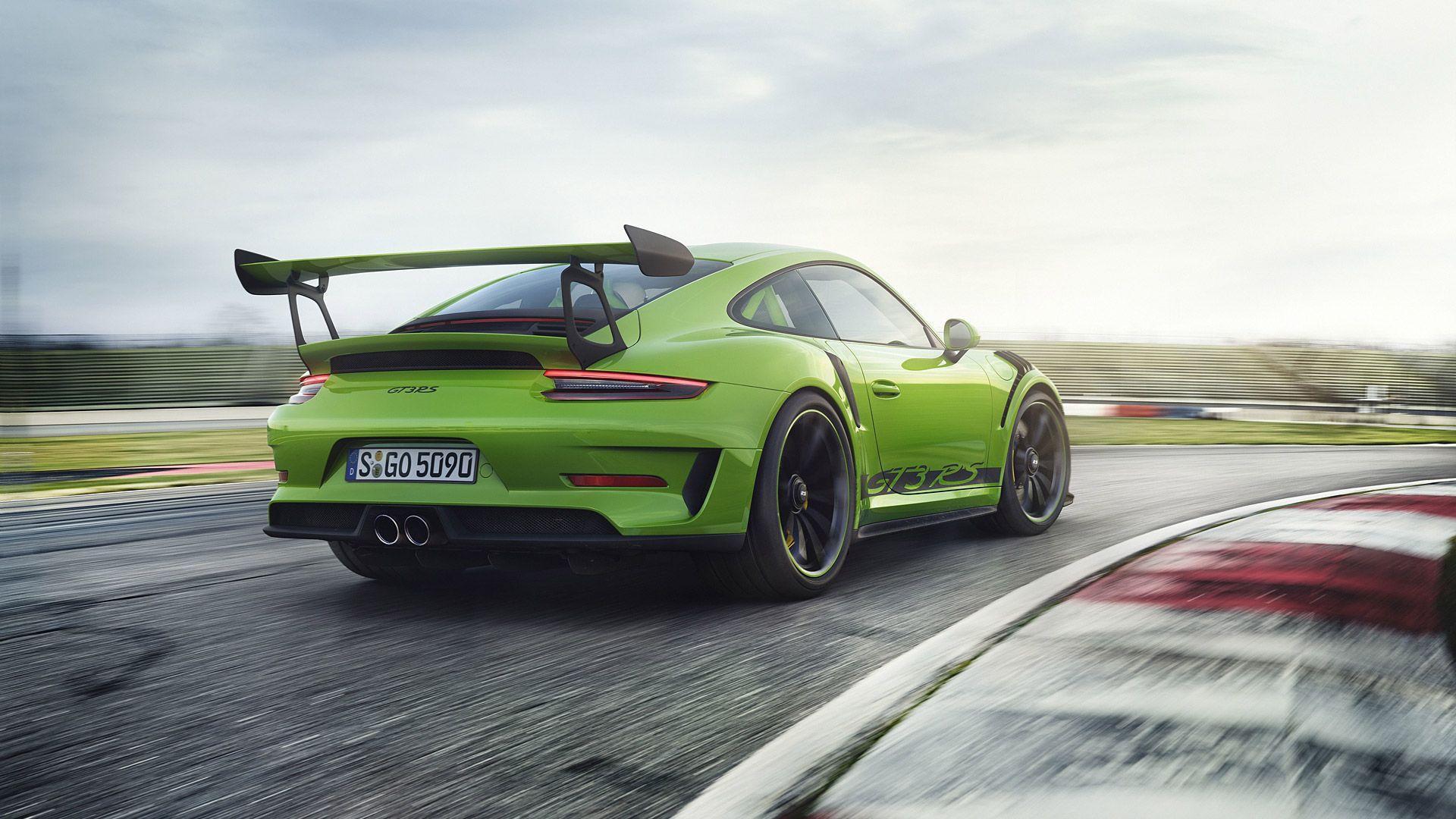 Porsche Gt3 Rs Wallpapers Top Free Porsche Gt3 Rs Backgrounds Wallpaperaccess