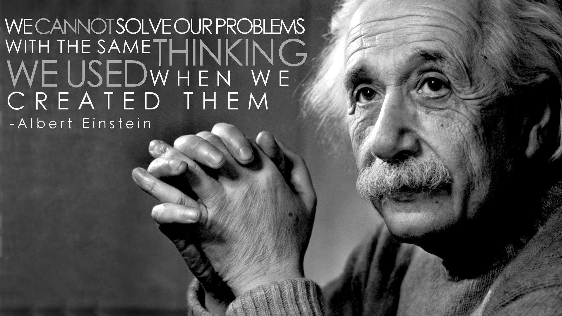 Albert Einstein Desktop Wallpapers
