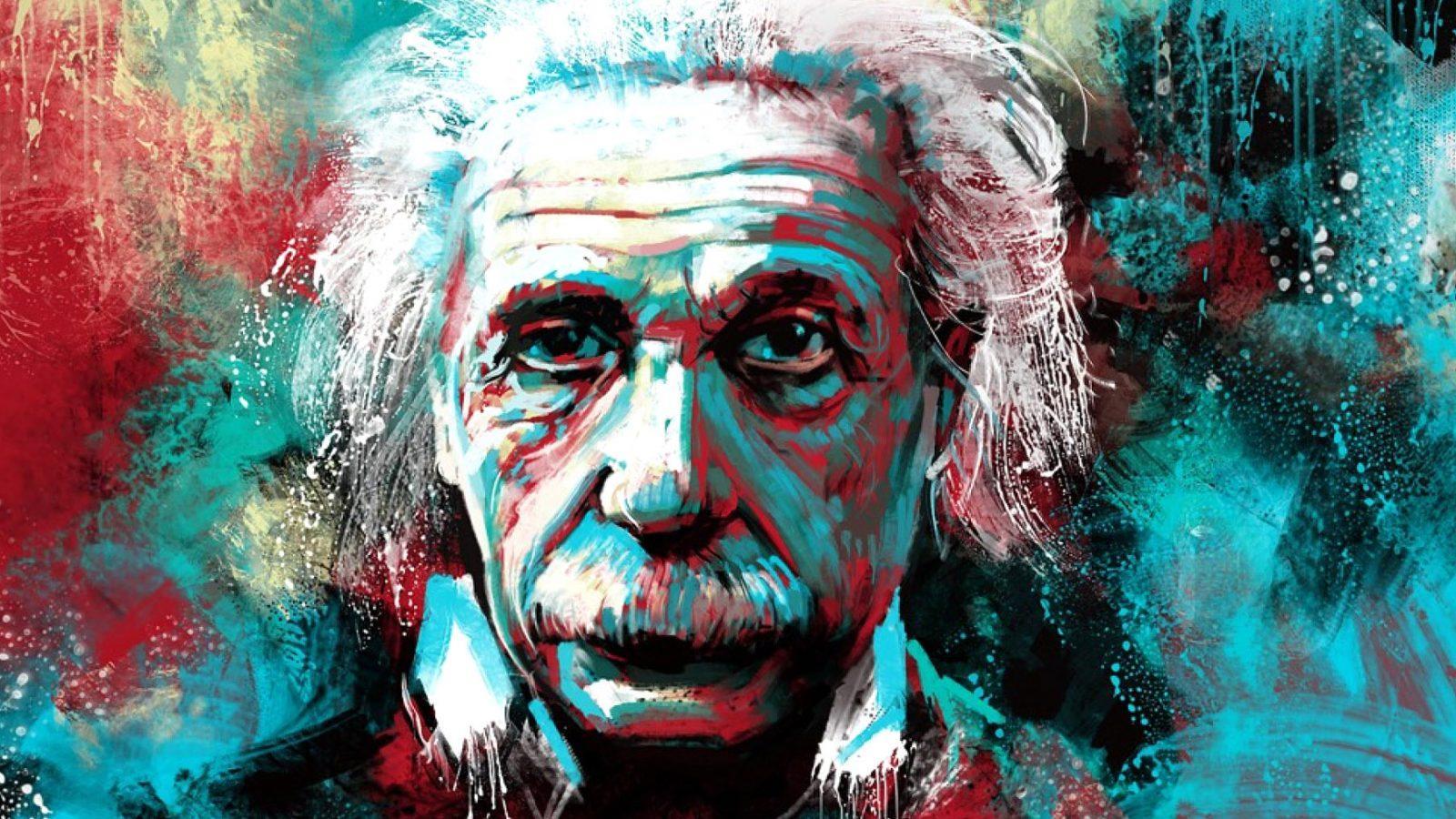 Albert Einstein Desktop Wallpapers Top Free