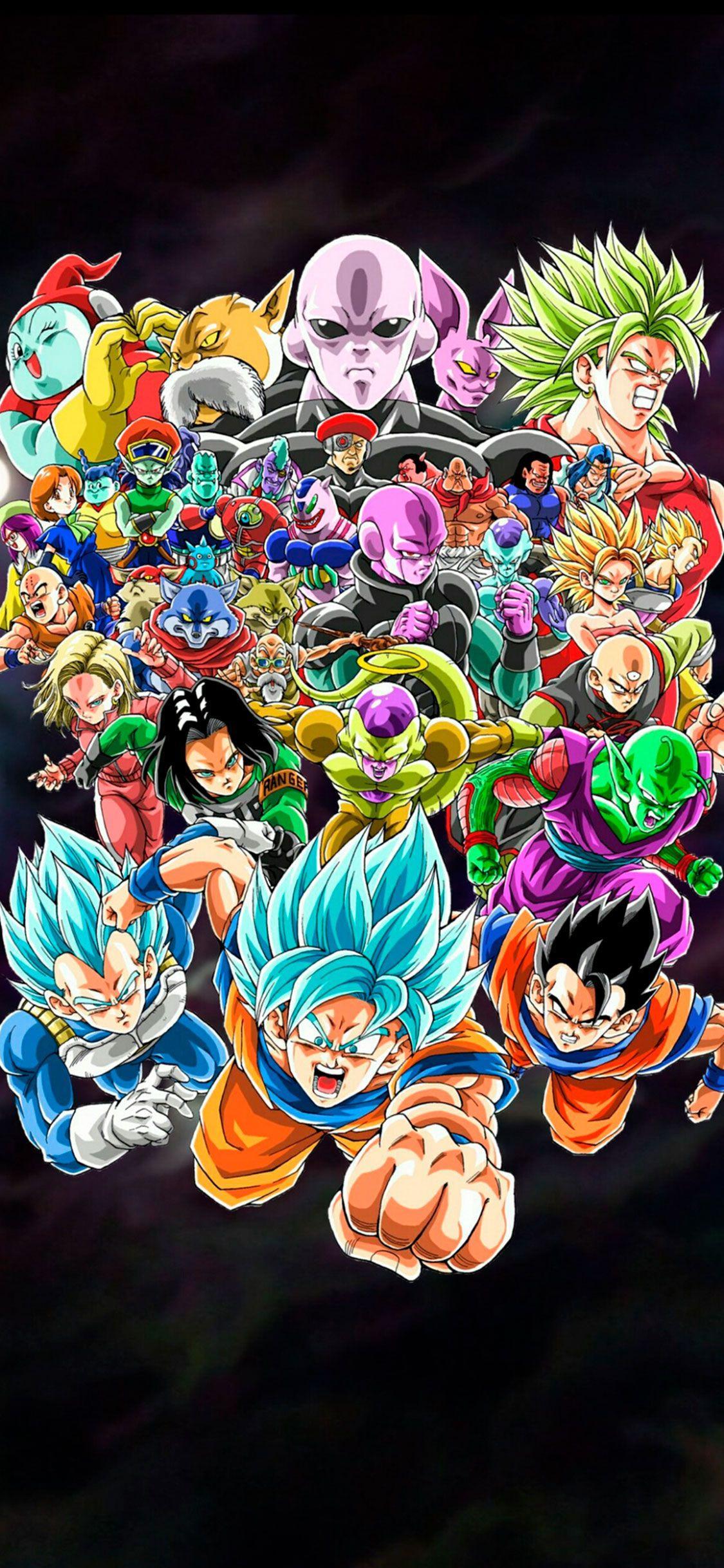 Dragon Ball Iphone Wallpapers Top Free Dragon Ball Iphone