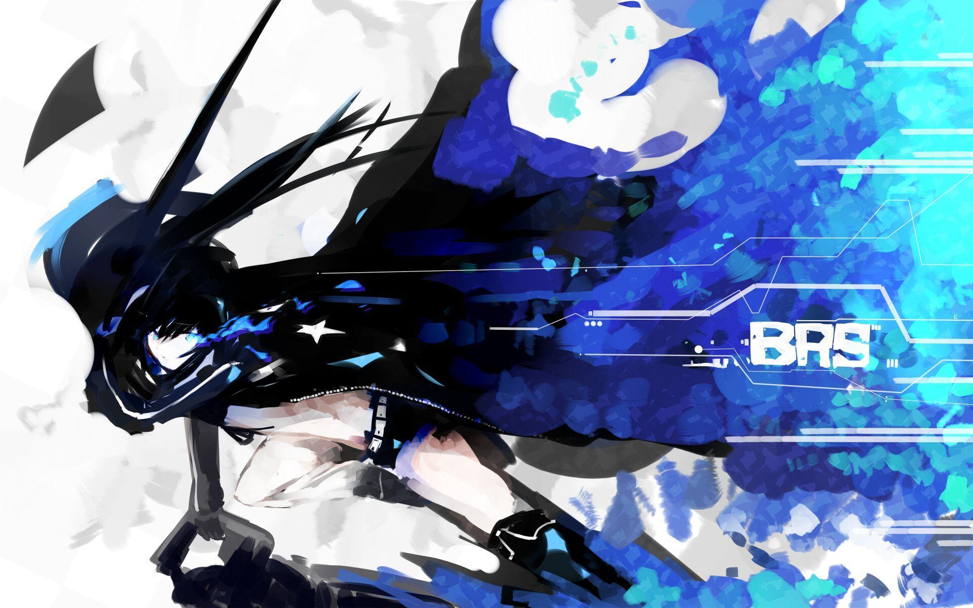 Anime Black Rock Shooter Wallpapers Top Free Anime Black Rock
