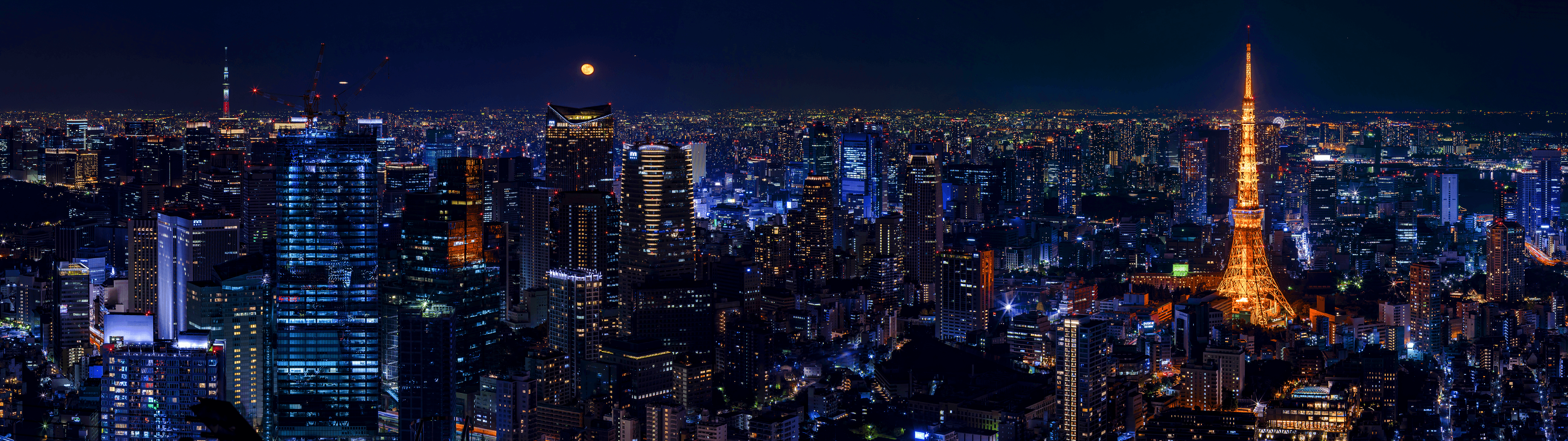 3840 X 1080 City Wallpapers - Top Free