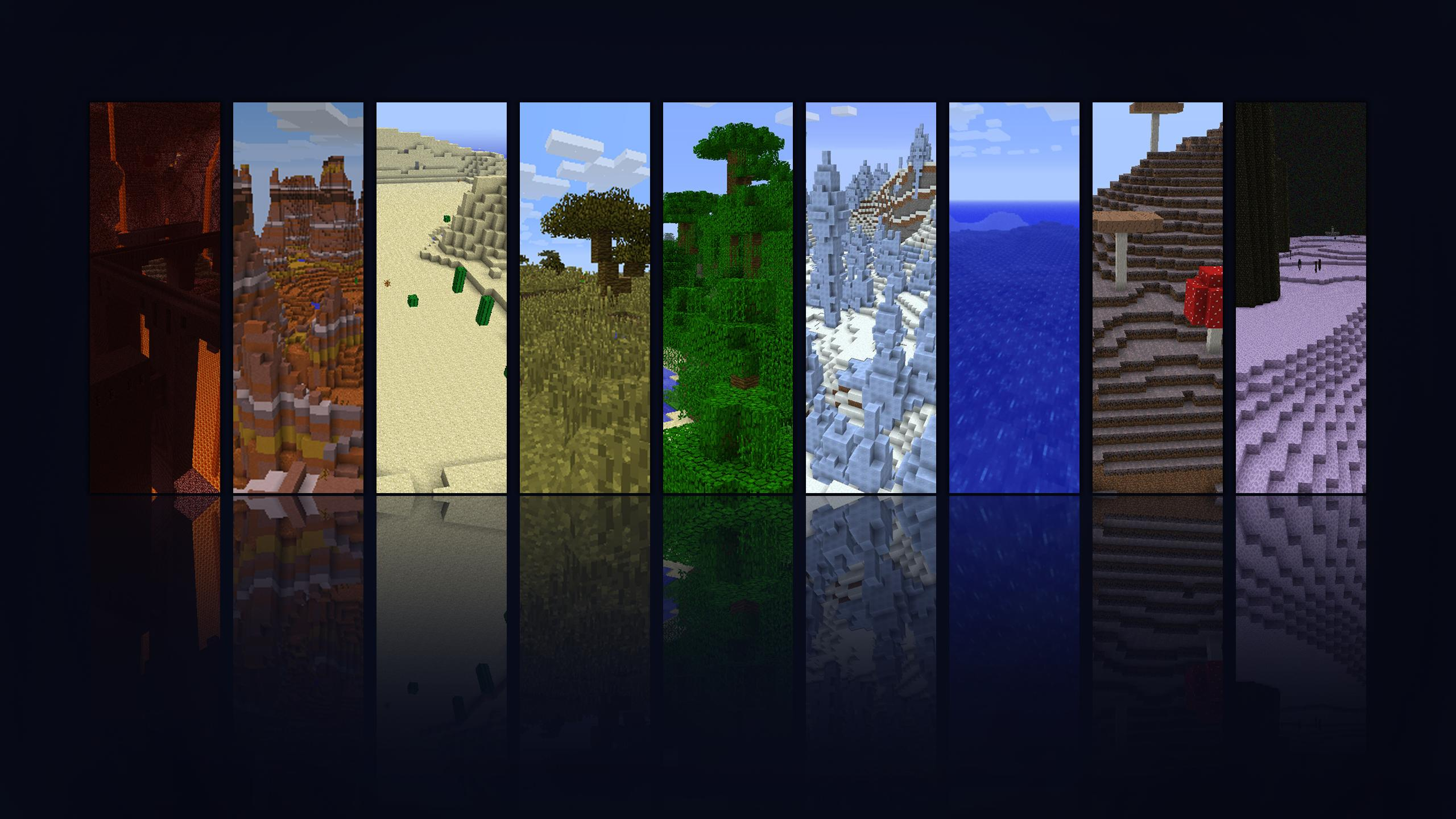 2560x1440 Minecraft Wallpapers Top Free 2560x1440 Minecraft