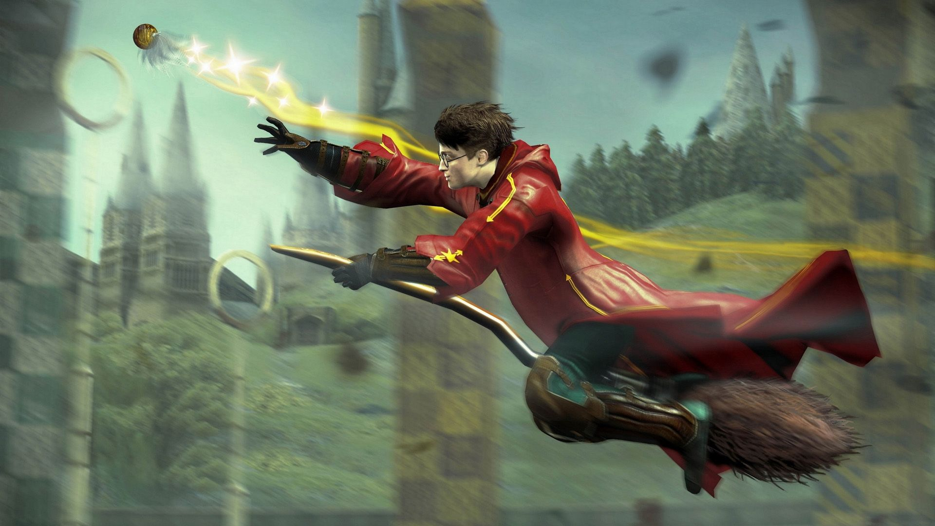 Quidditch Wallpapers Top Free Quidditch Backgrounds Wallpaperaccess