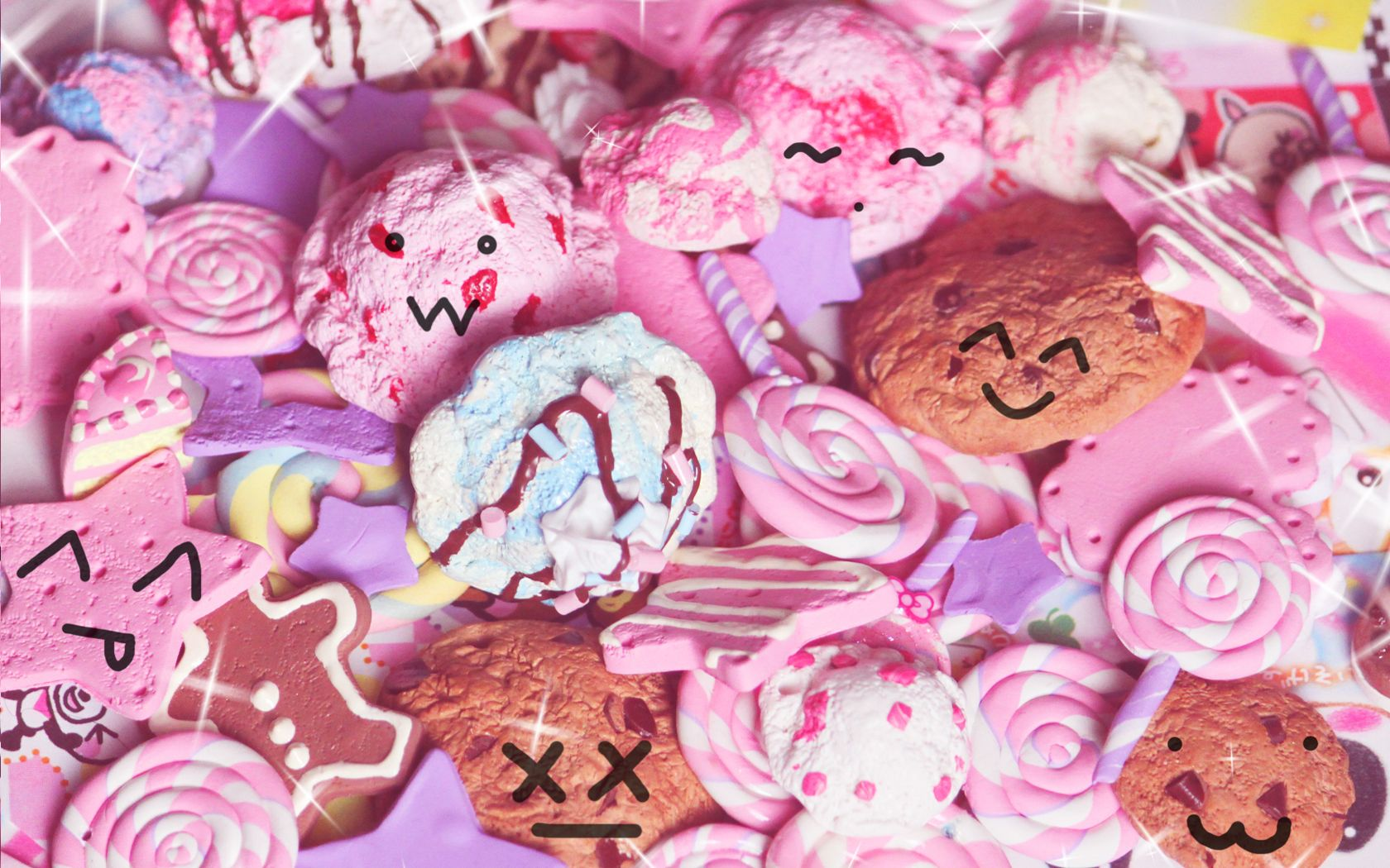 Aesthetic Candy Wallpapers Top Free Aesthetic Candy