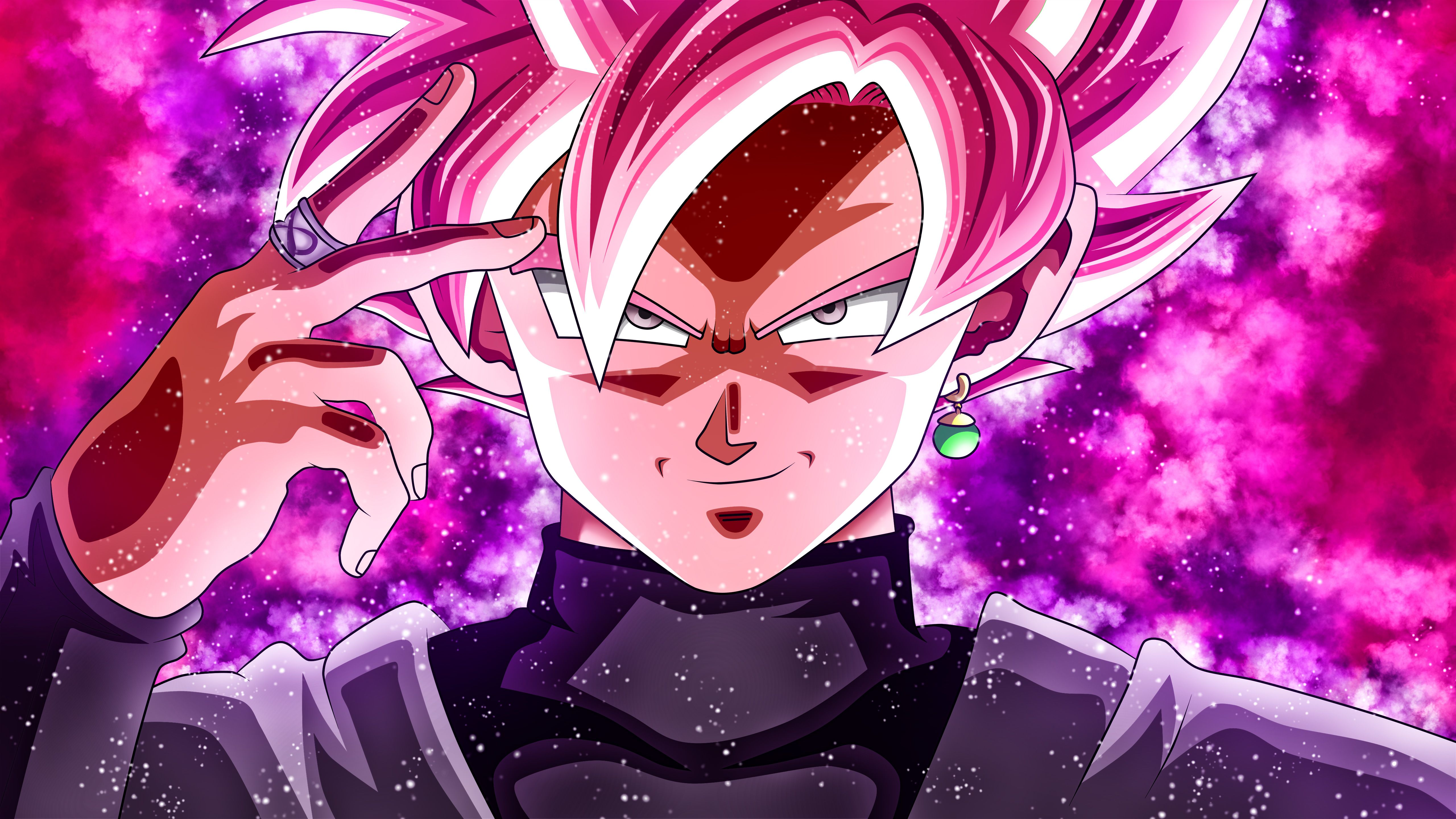 Dbs Manga Goku Black Wallpapers Top Free Dbs Manga Goku Black Backgrounds Wallpaperaccess