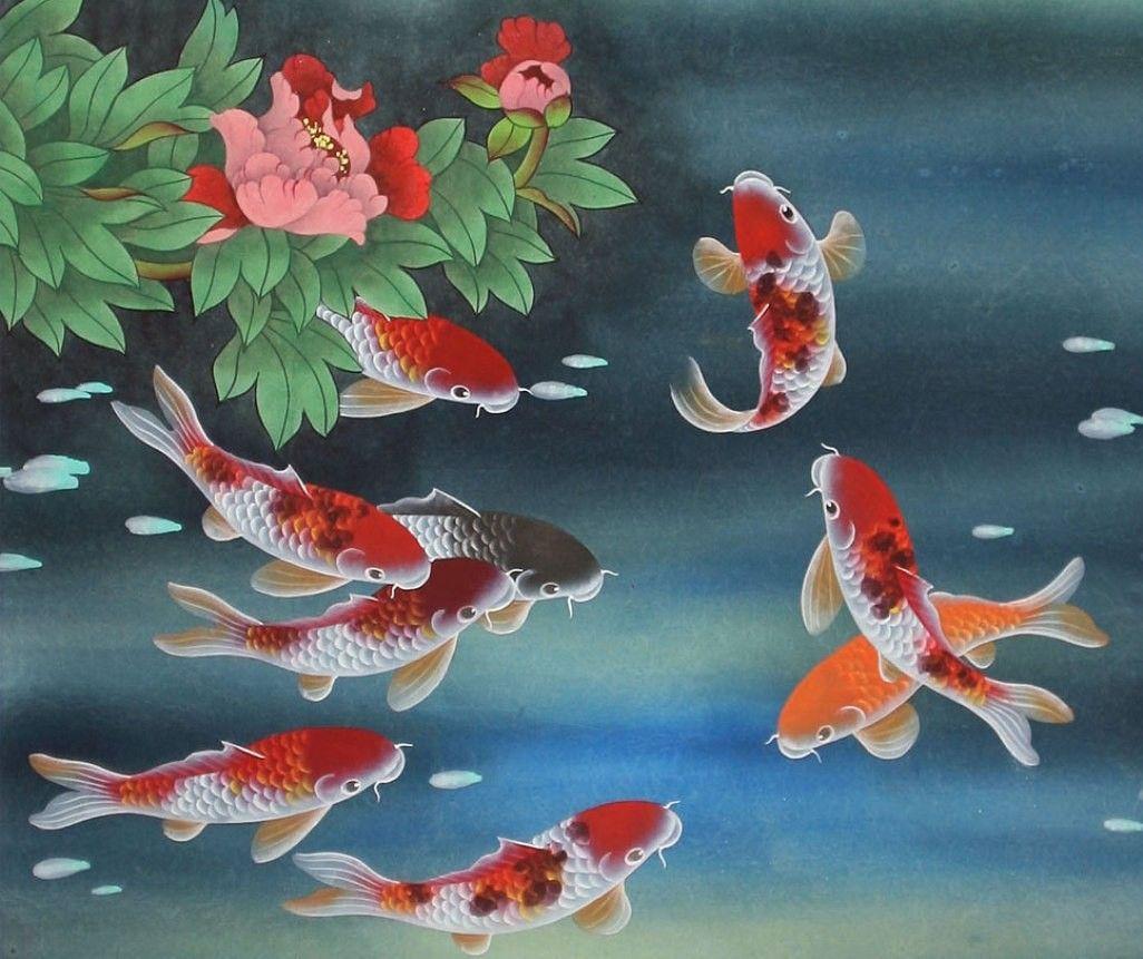 открыть понравившуюся картинки для аквариума по фен шую популярности